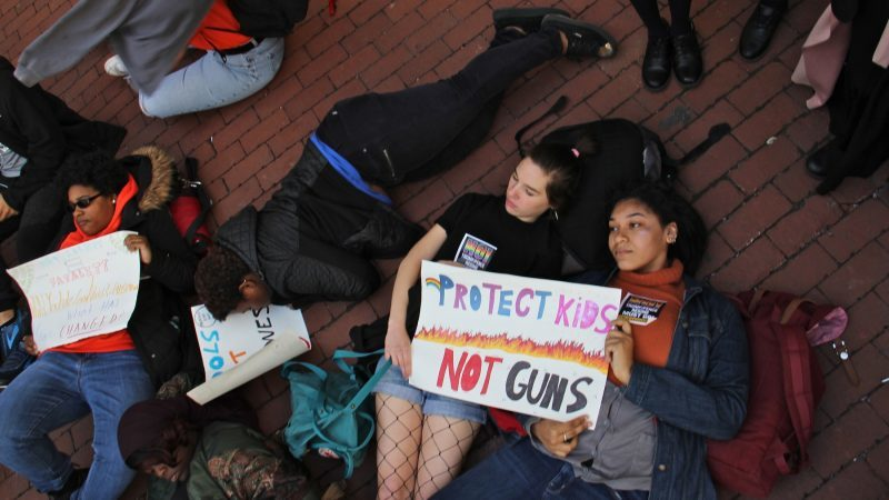 gun violence pic