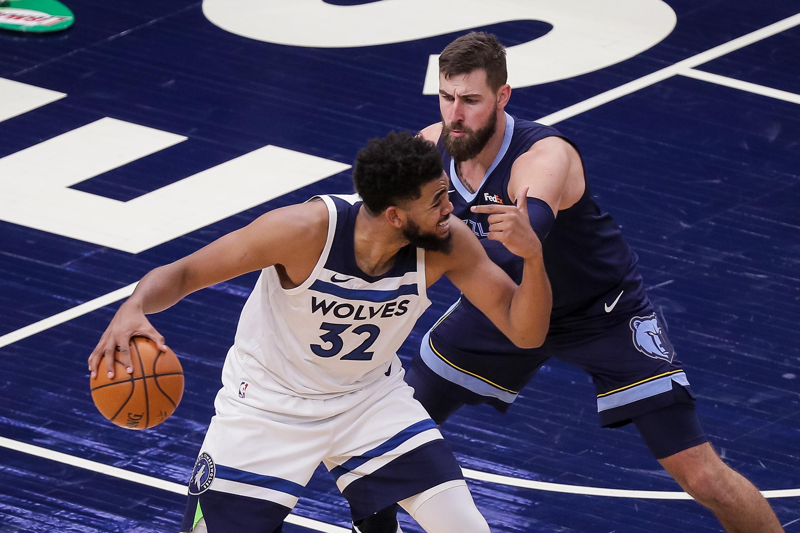 NBA: Preseason-Memphis Grizzlies at Minnesota Timberwolves