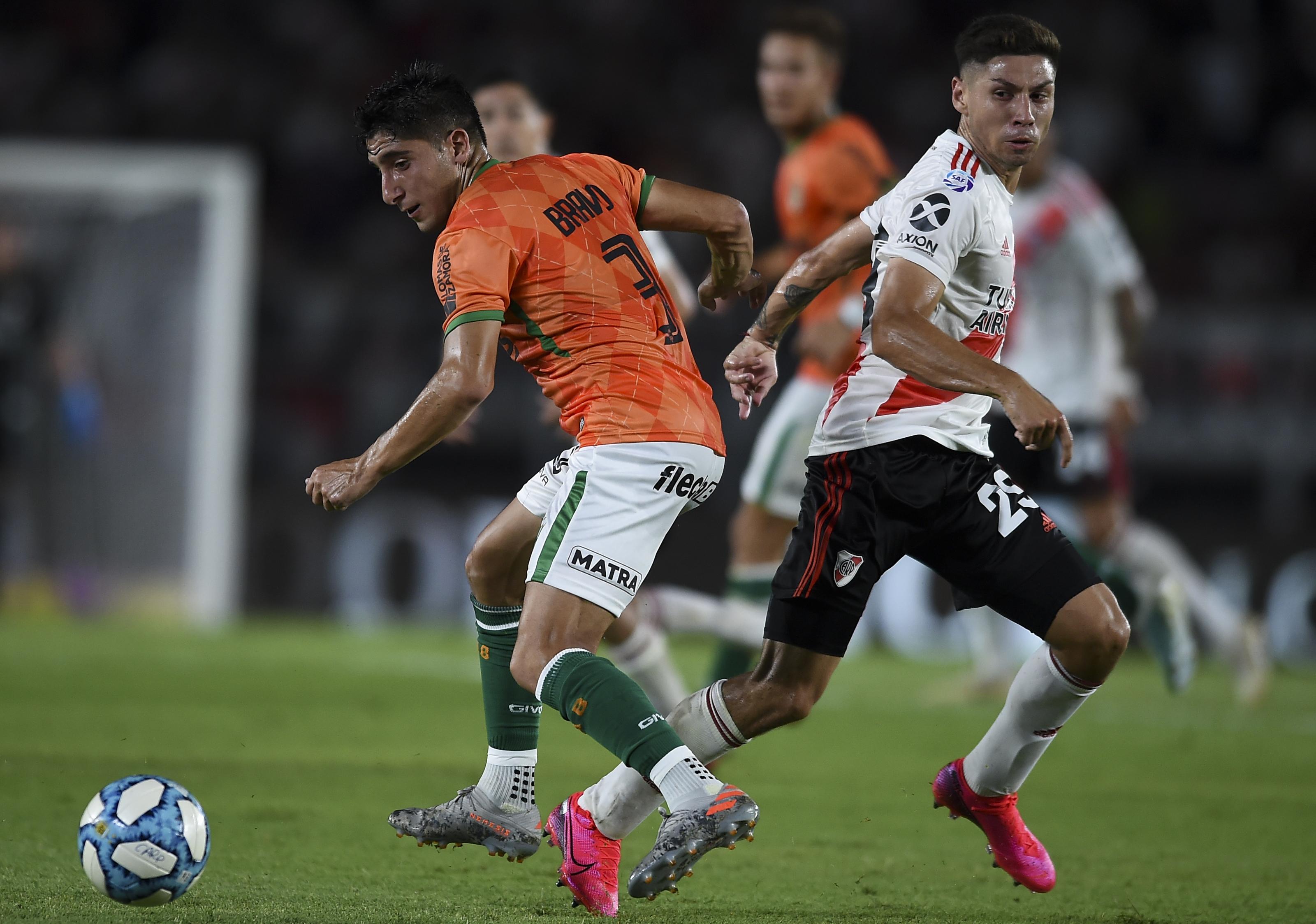 River Plate v Banfield - Superliga 2019/20