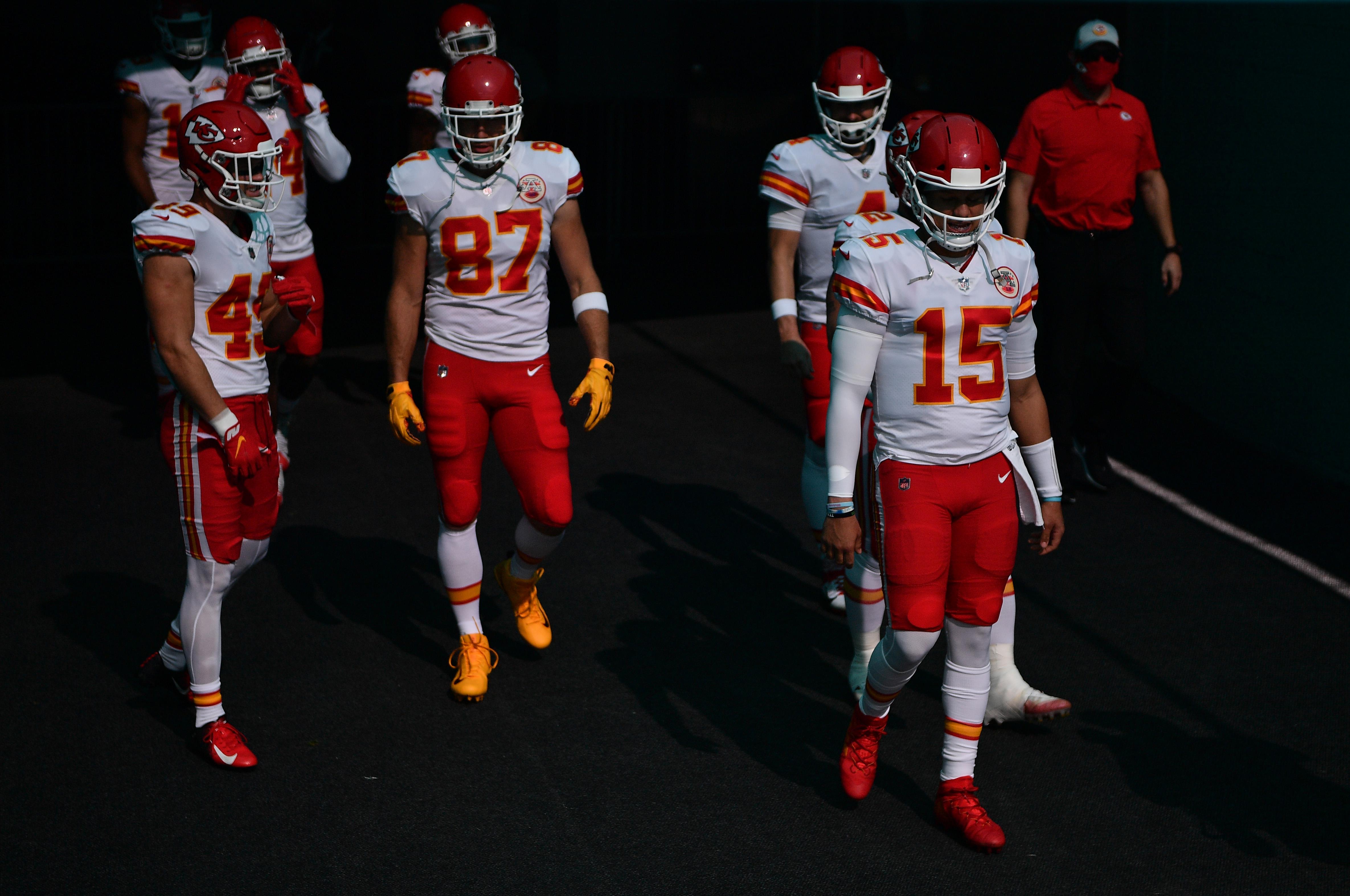 Kansas City Chiefs v Miami Dolphins