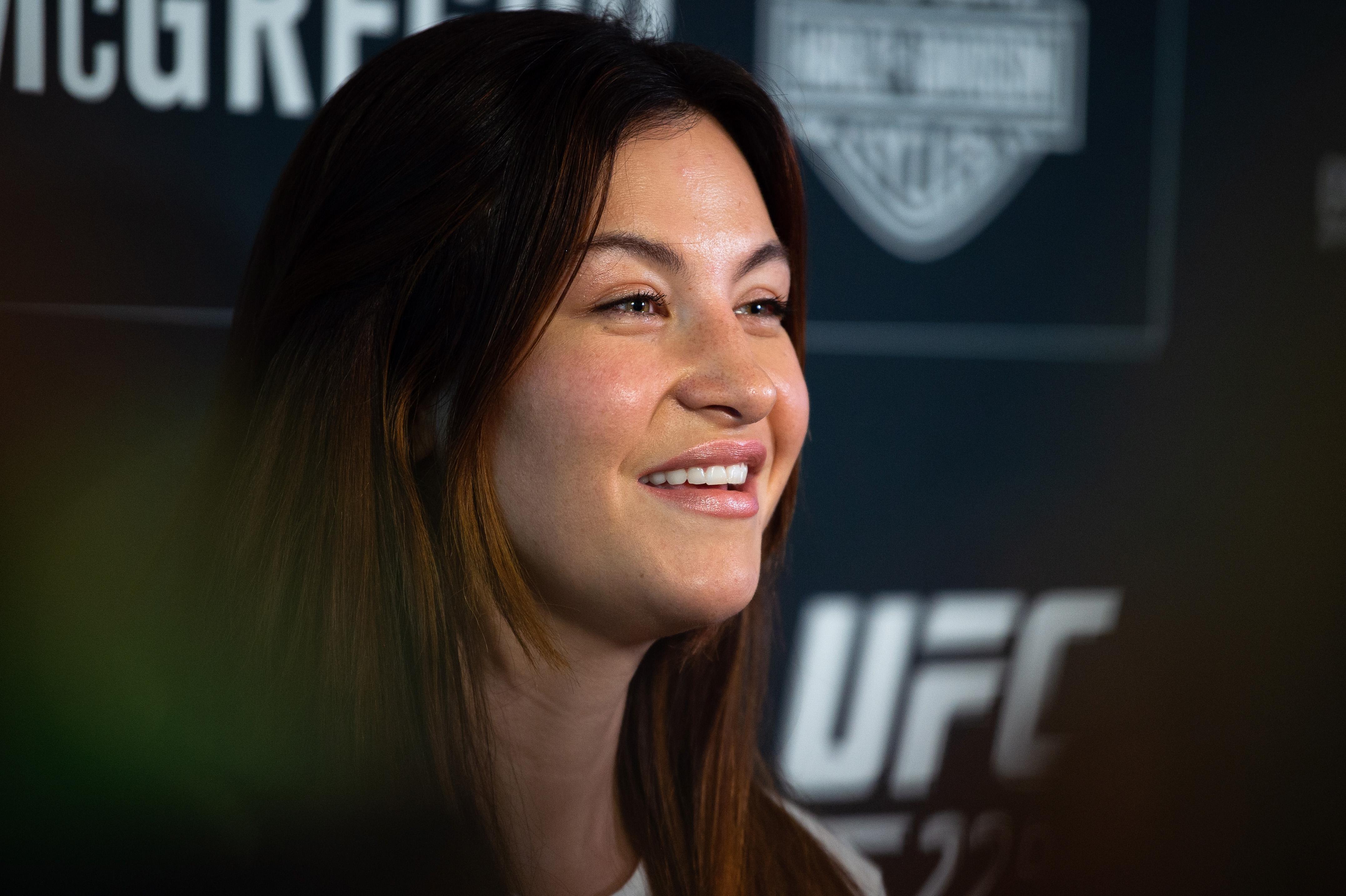 UFC 229: Media Availability