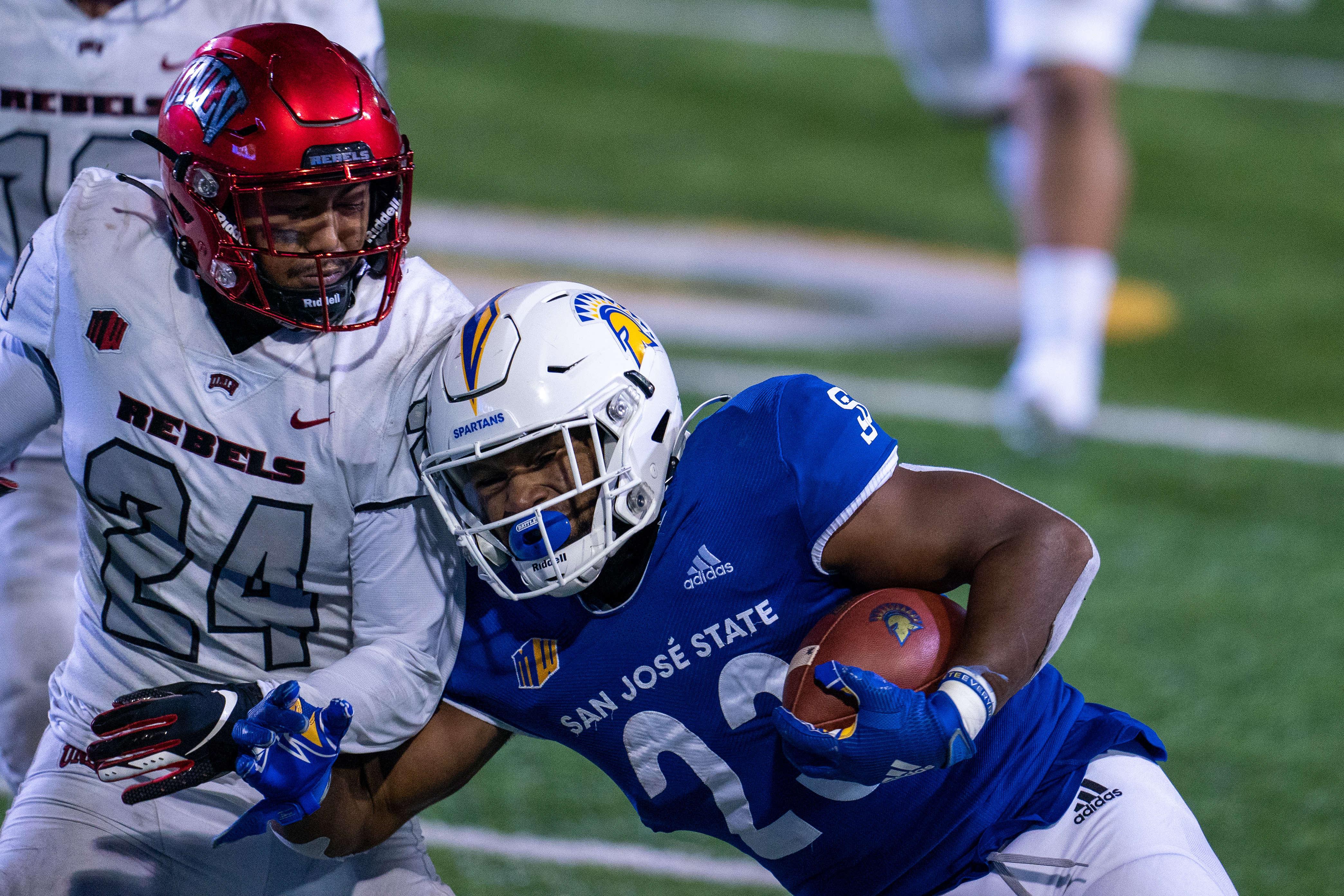 NCAA Football: UNLV at San Jose State