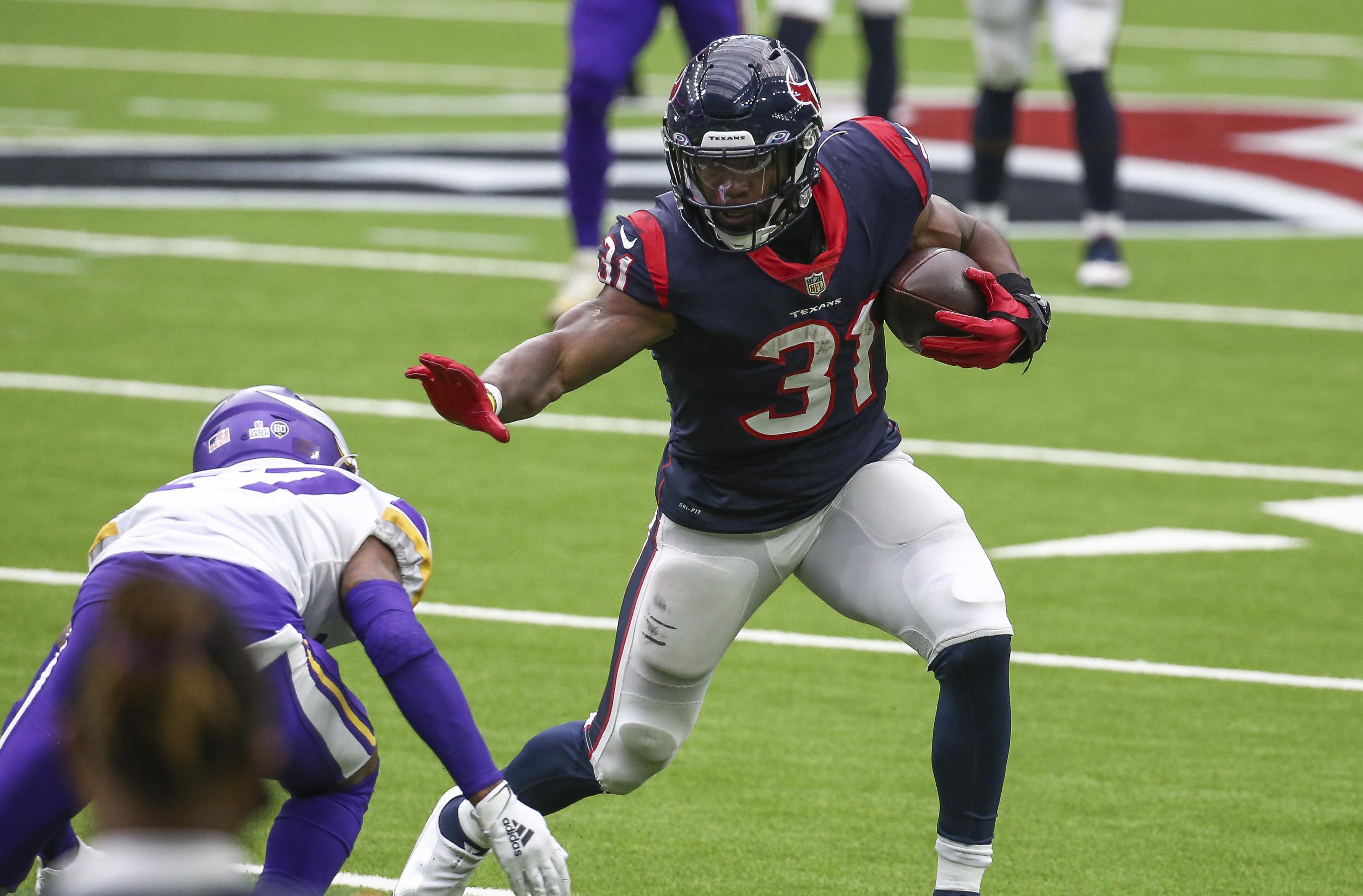 NFL: Minnesota Vikings at Houston Texans