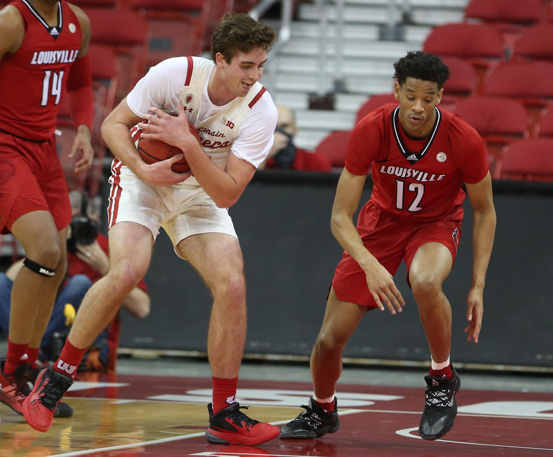 NCAA Basketball: Louisville at Wisconsin