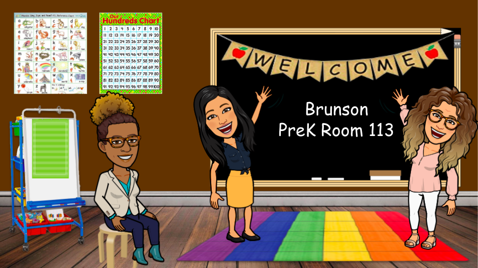 Chicago pre-K teacher Margi Bhansali created a virtual classroom for her remote learners.