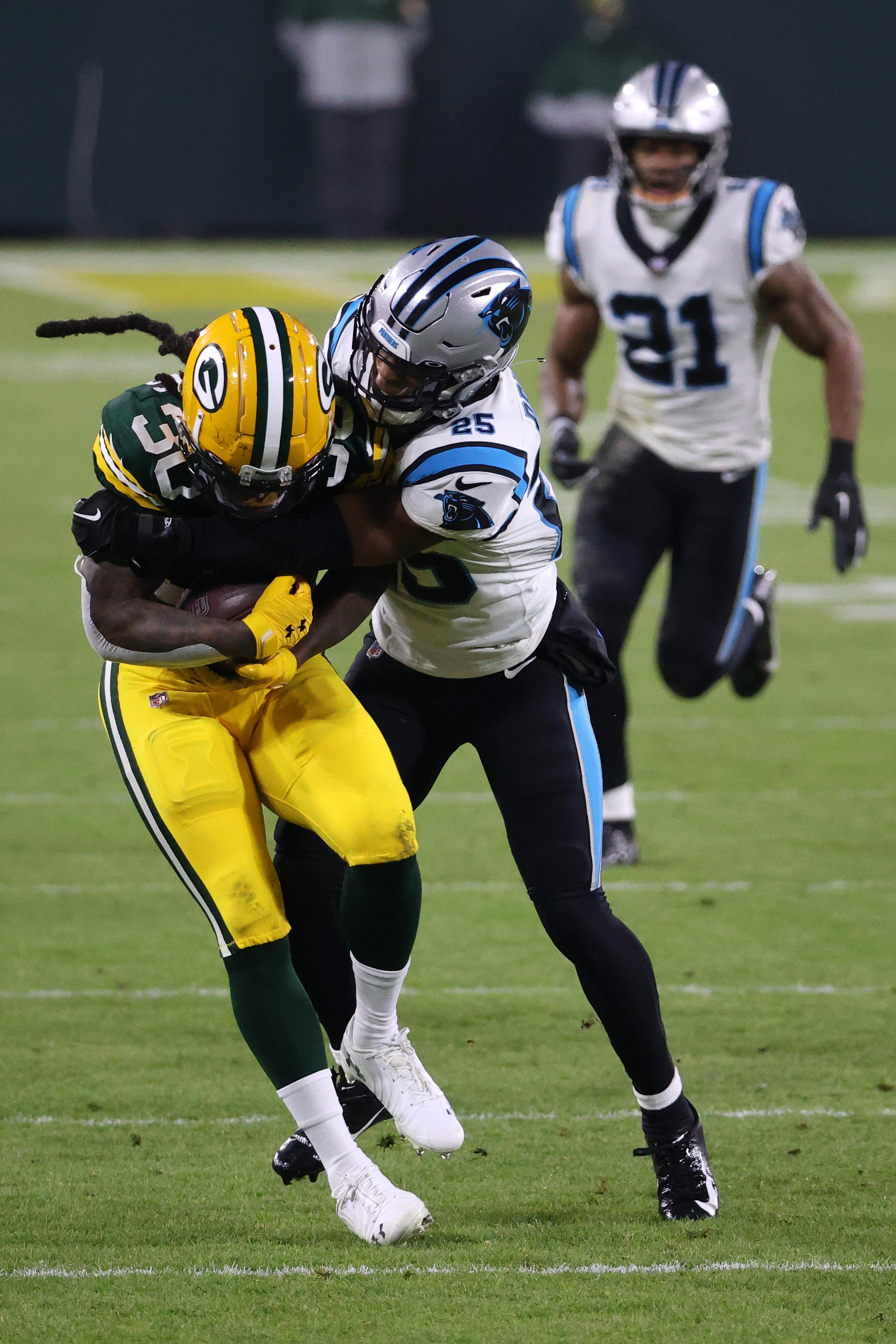 Carolina Panthers v Green Bay Packers