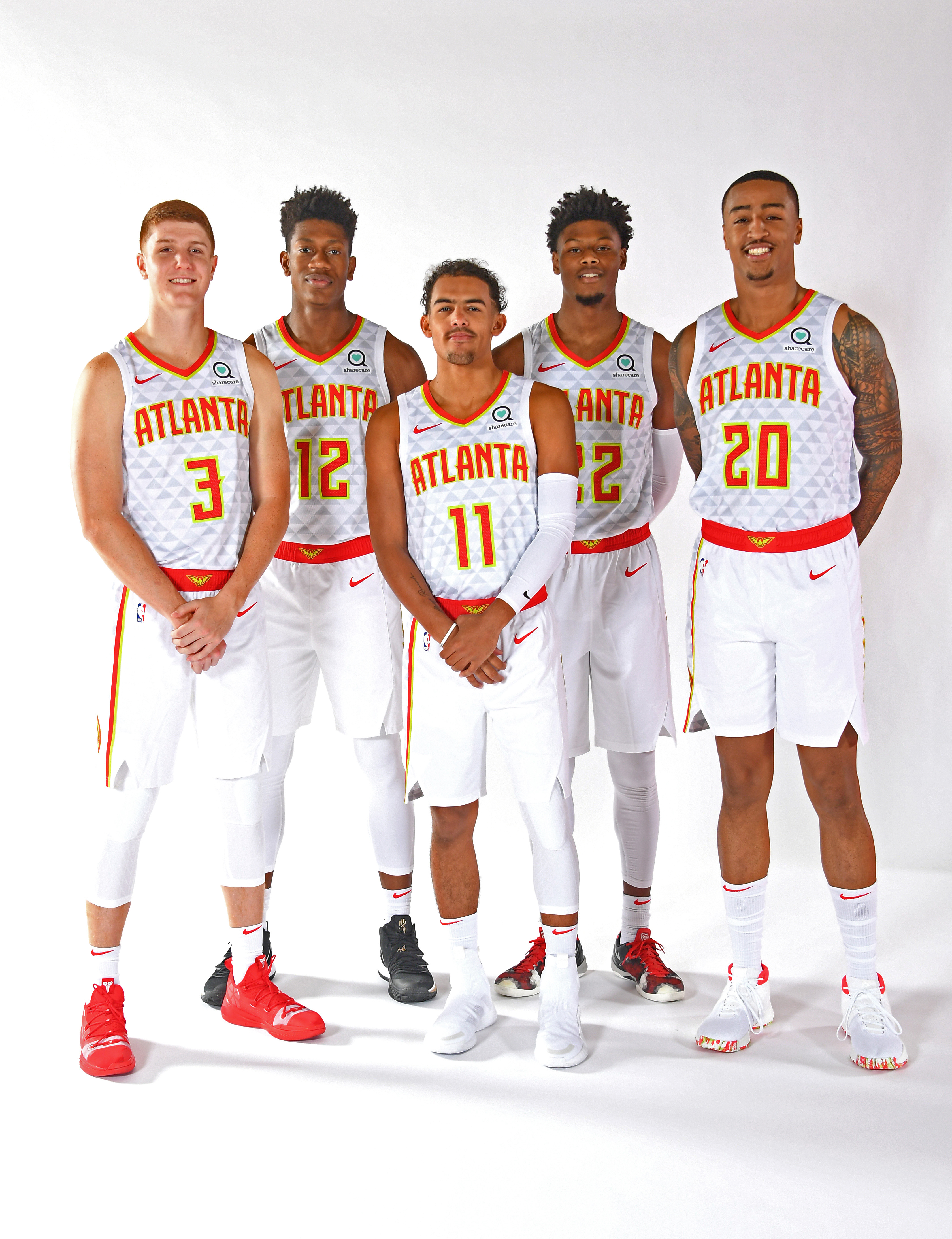 2019-20 Atlanta Hawks Media Day