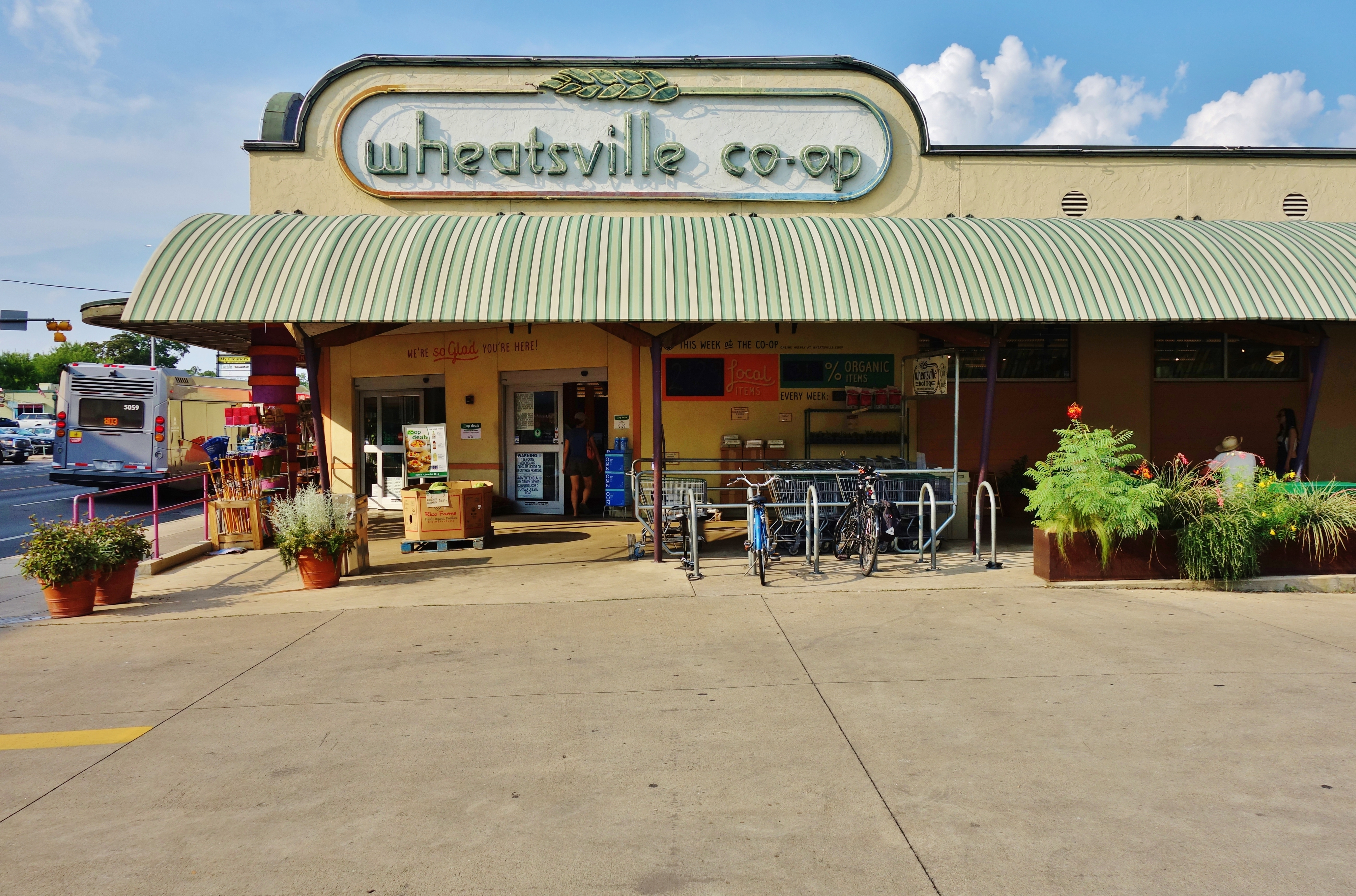 Wheatsville Food Co-op on Guadalupe