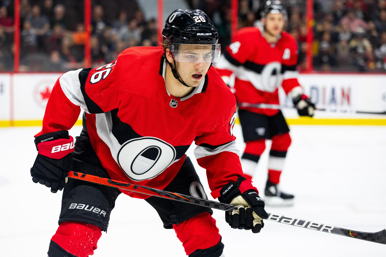 NHL: DEC 23 Sabres at Senators