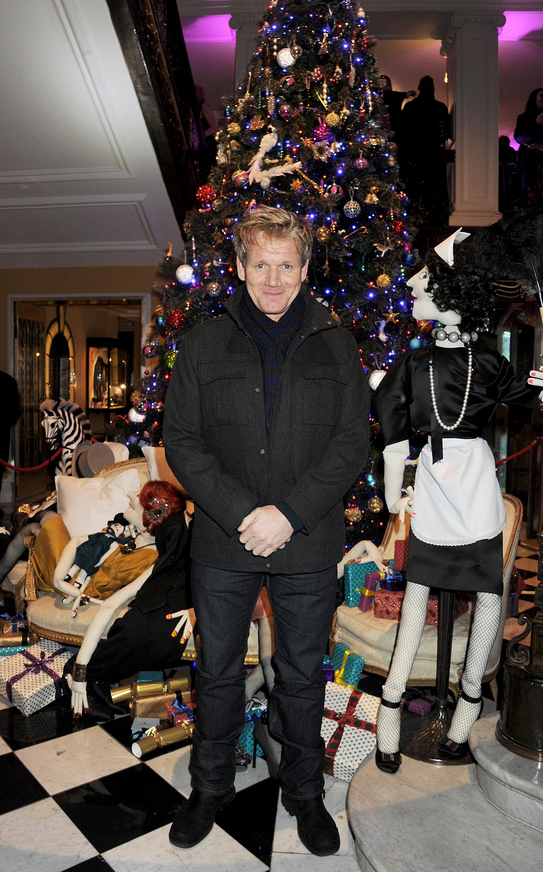 Claridge's Unveils Alber Elbaz For Lanvin Christmas Tree 2011