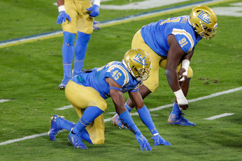 COLLEGE FOOTBALL: NOV 28 Arizona at UCLA