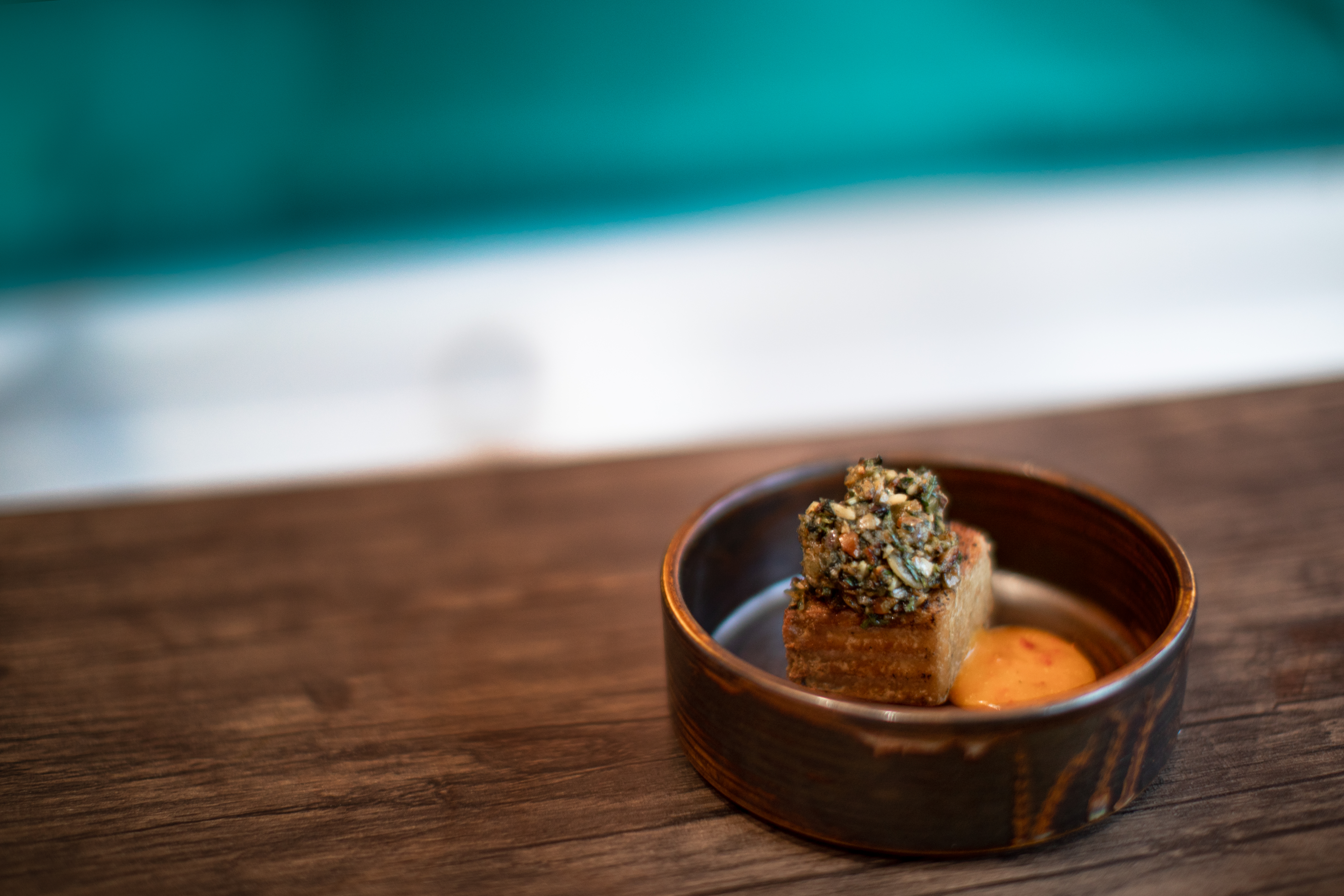 Ekuru at Chishuru in Brixton, one of the most exciting new restaurants to open in London this year