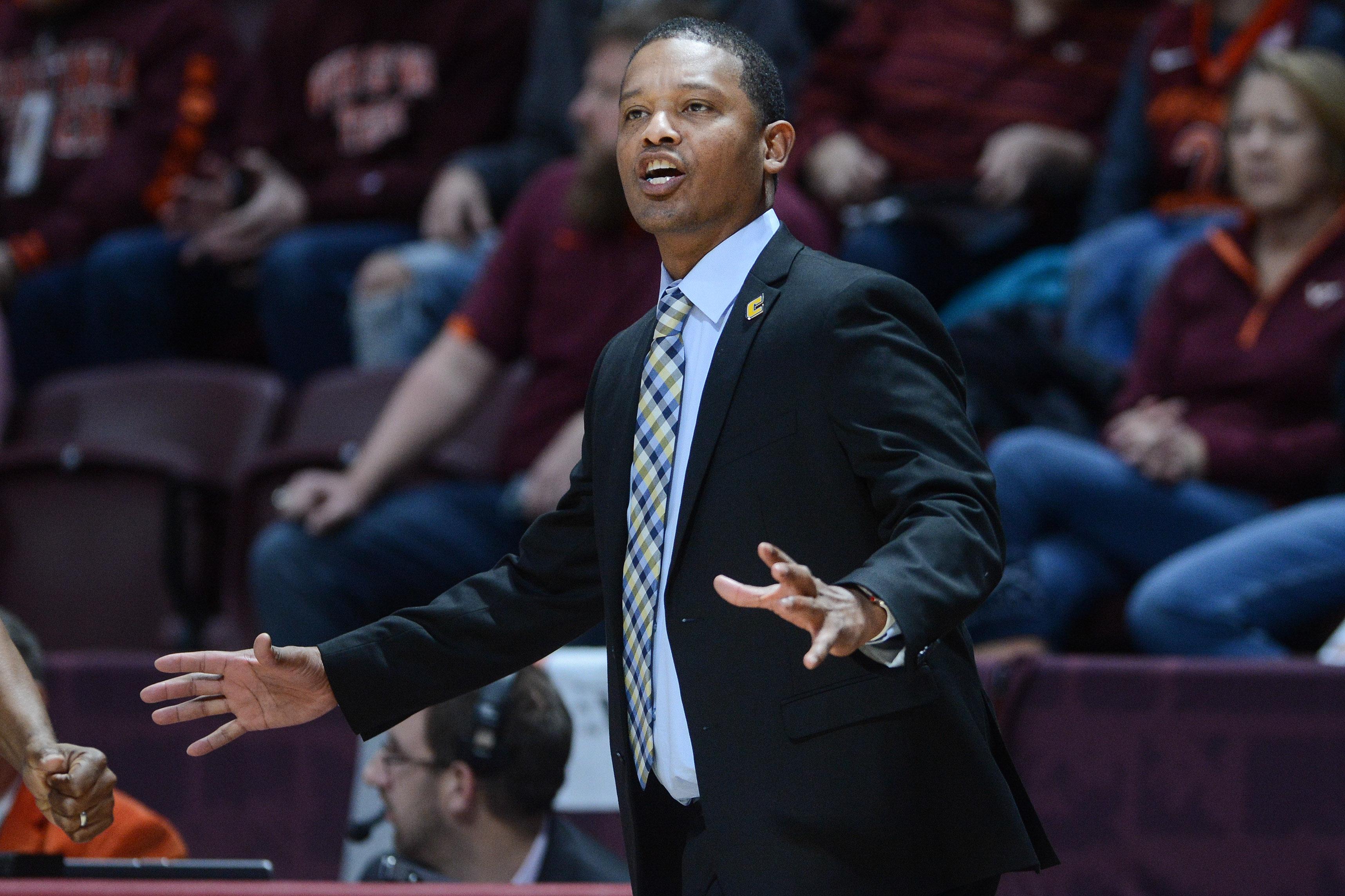 NCAA Basketball: Chattanooga at Virginia Tech