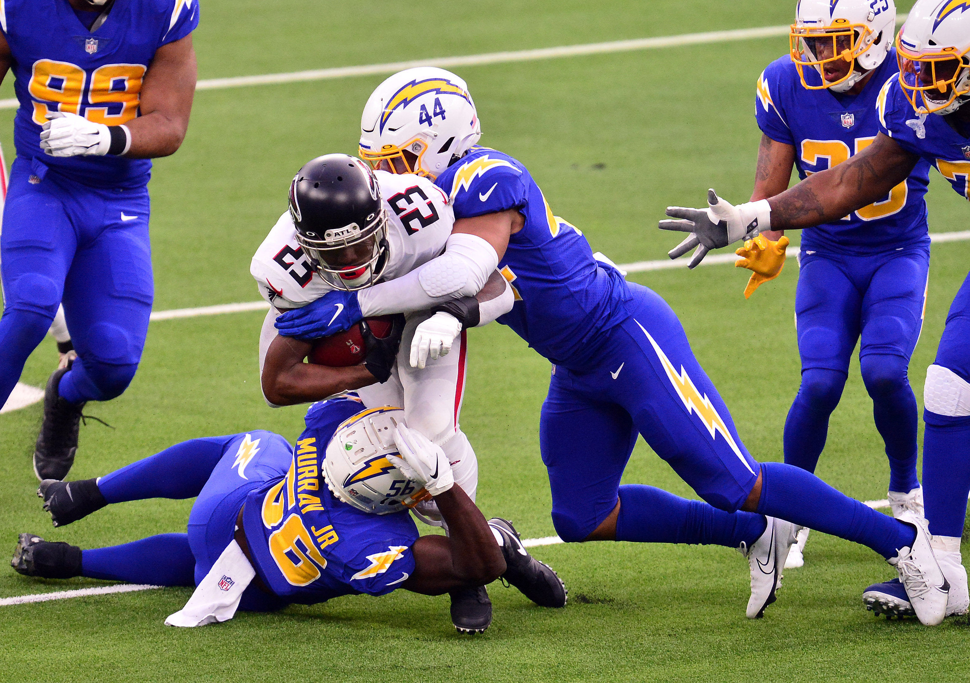 NFL: Atlanta Falcons at Los Angeles Chargers