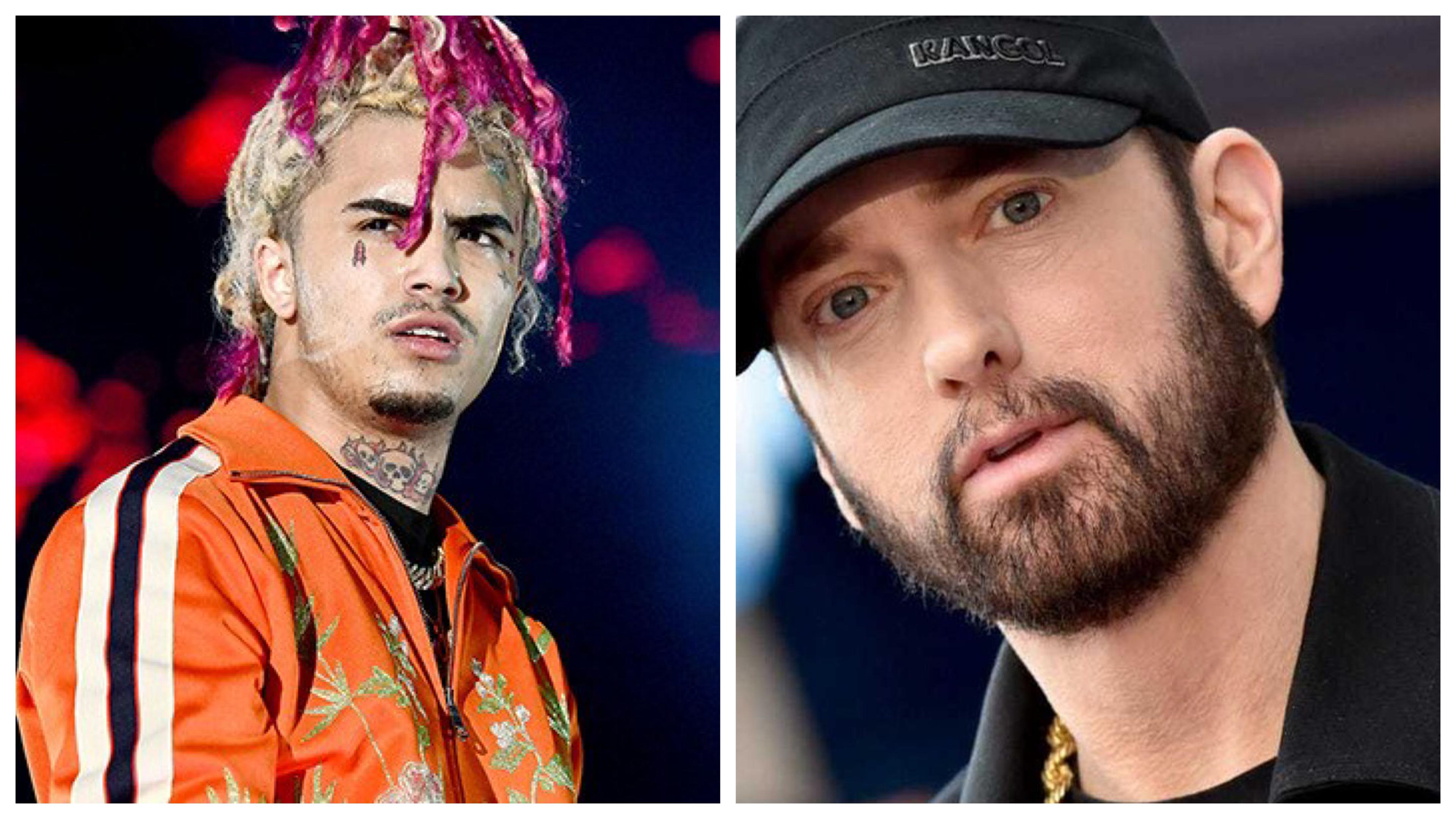 Lil Pump and Eminem