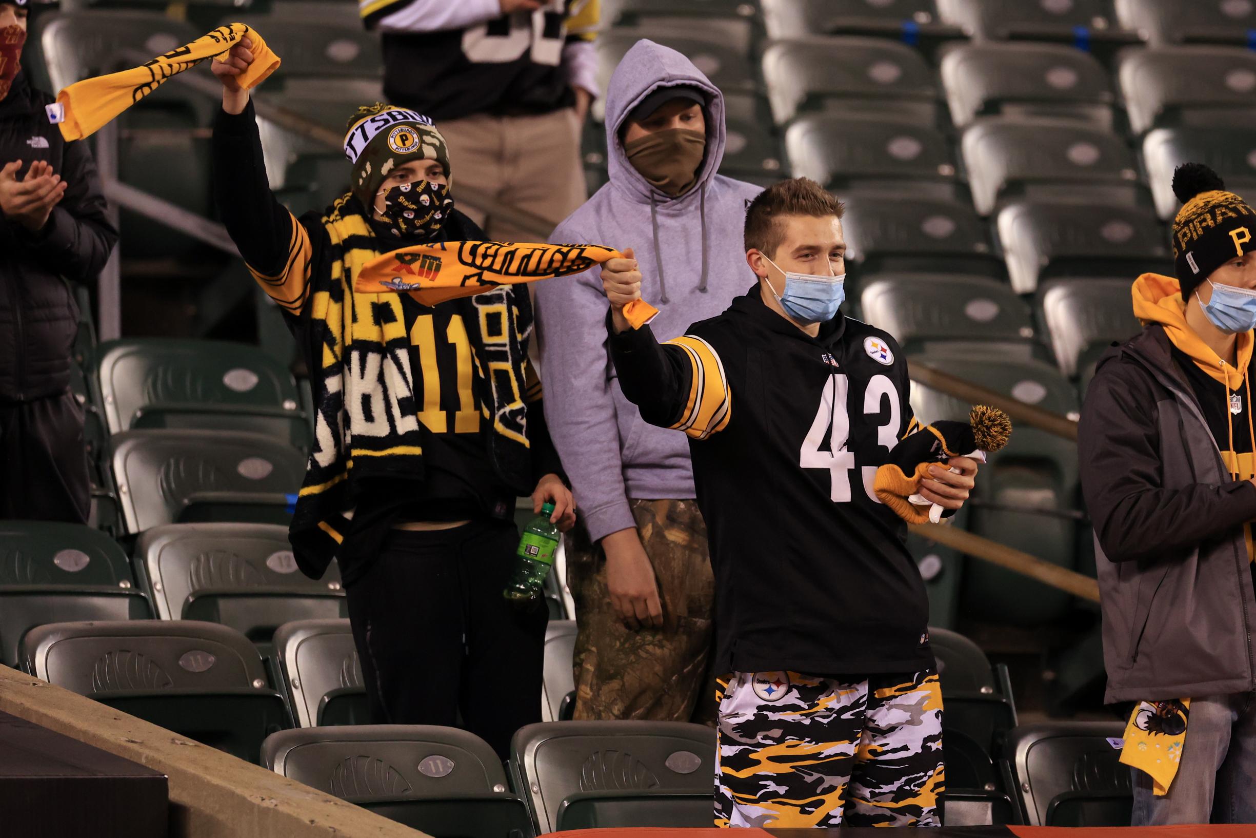 NFL: DEC 21 Steelers at Bengals