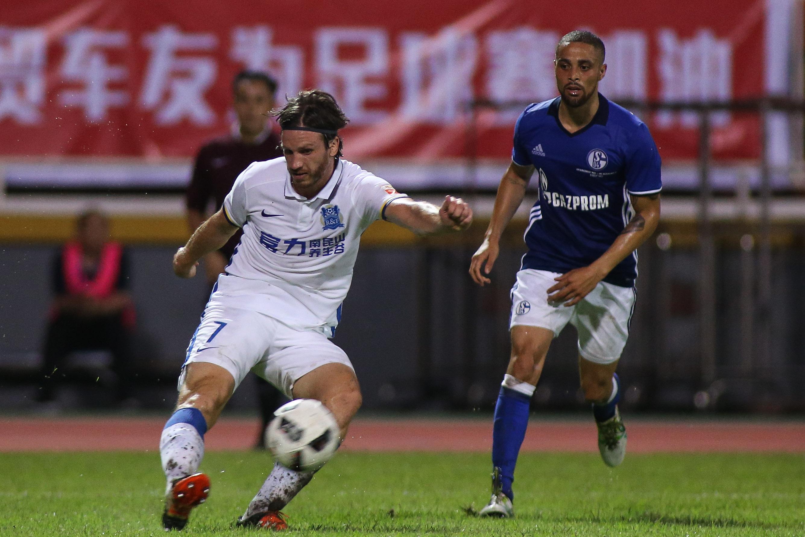 广州R&F v FC沙尔克04-友谊赛