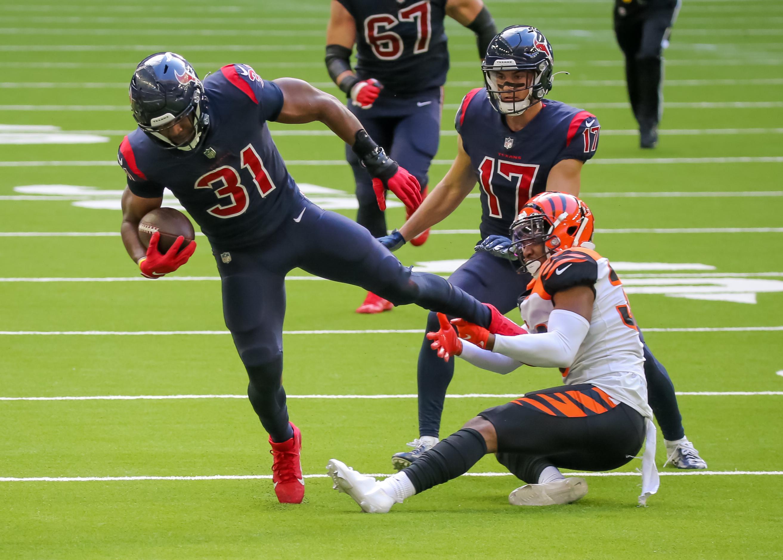 NFL: DEC 27 Bengals at Texans