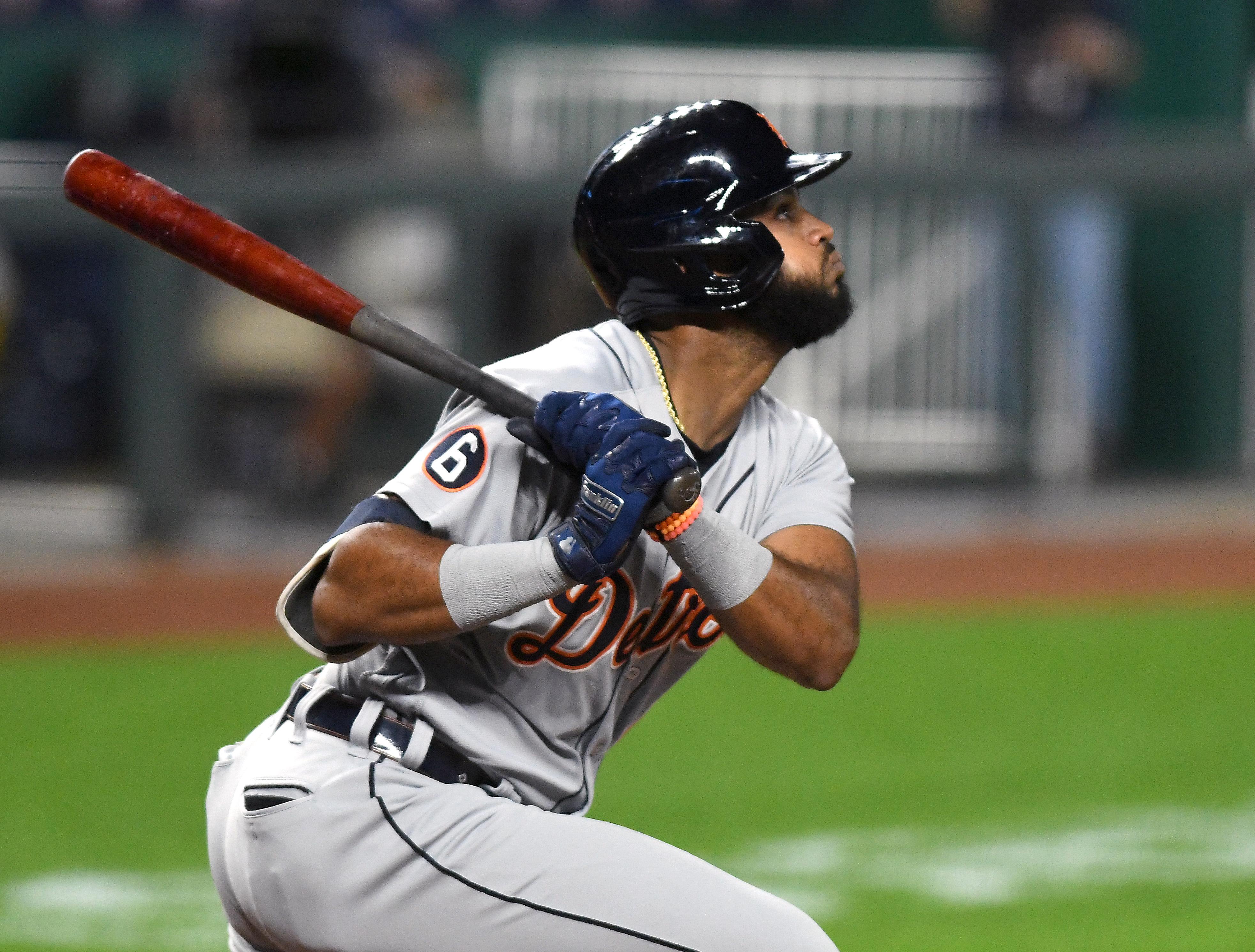 MLB: SEP 25 Tigers at Royals