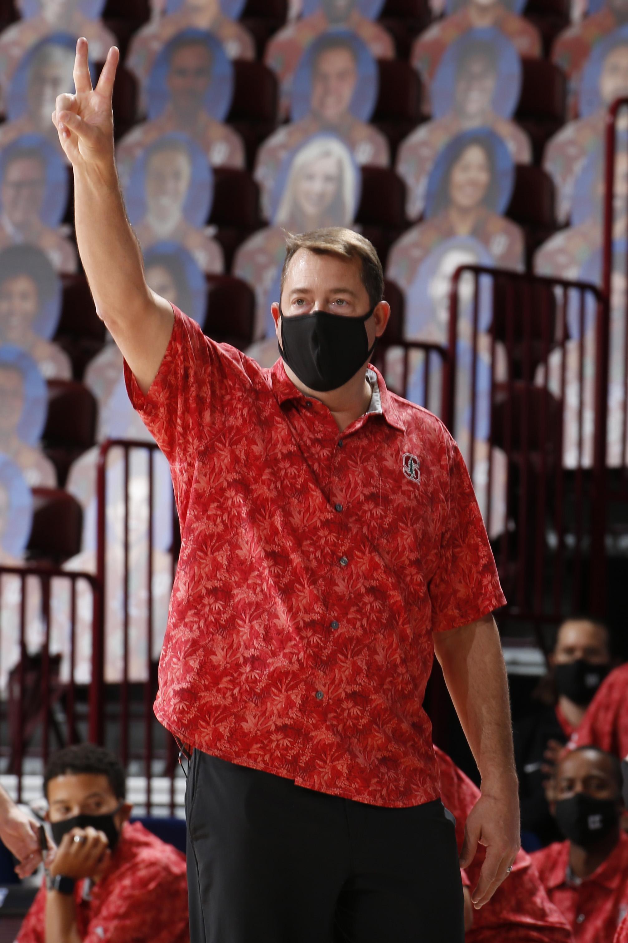 COLLEGE BASKETBALL: NOV 30 Maui Invitational - Stanford v Alabama