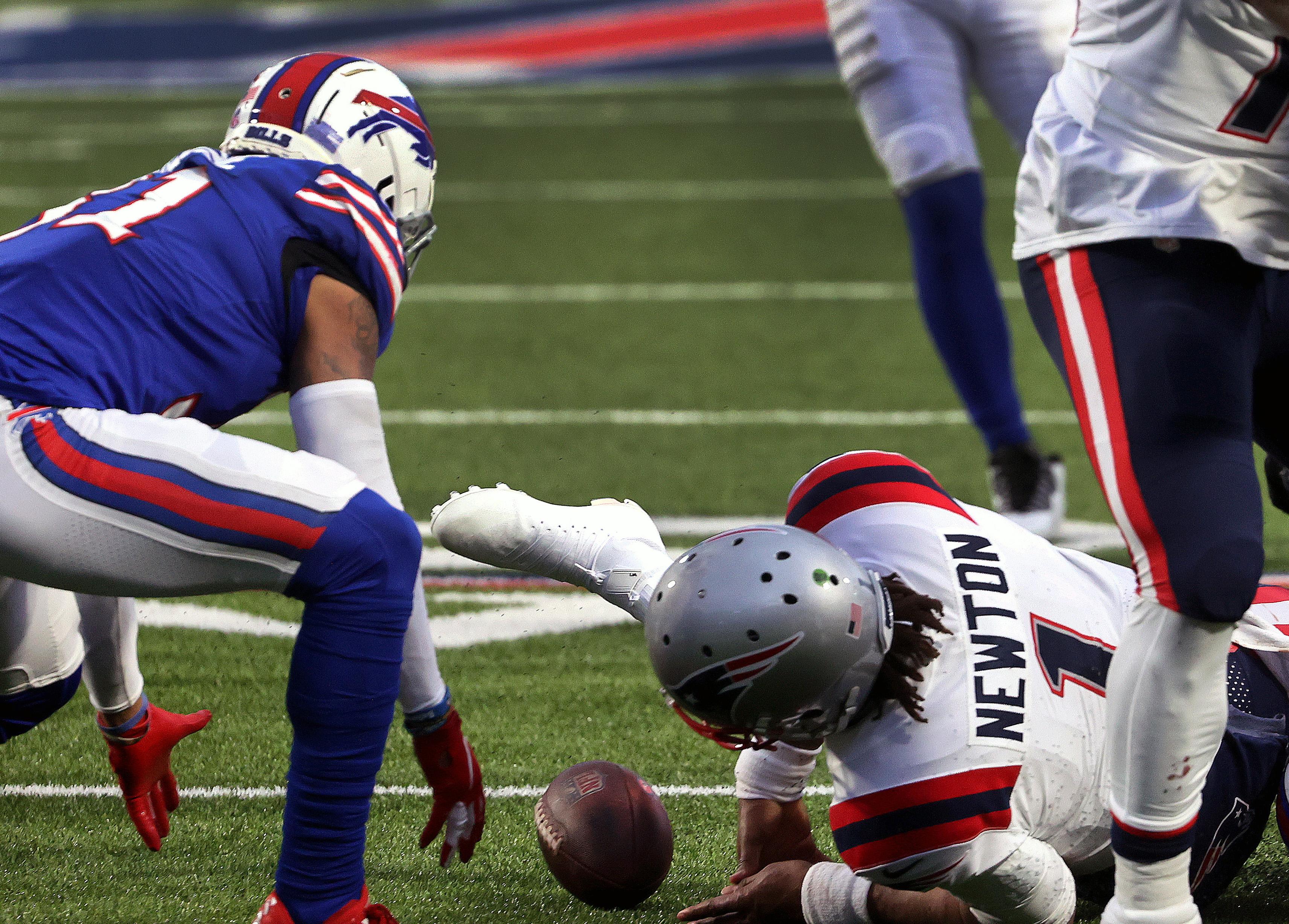 New England Patriots Vs. Buffalo Bills At Bills Stadium