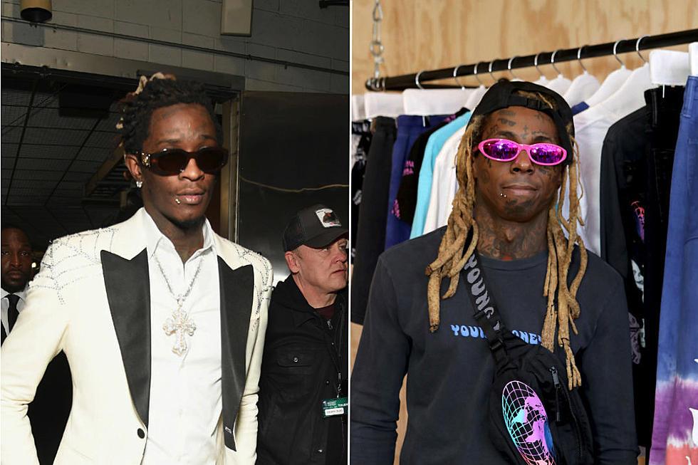 Young Thug and Lil Wayne