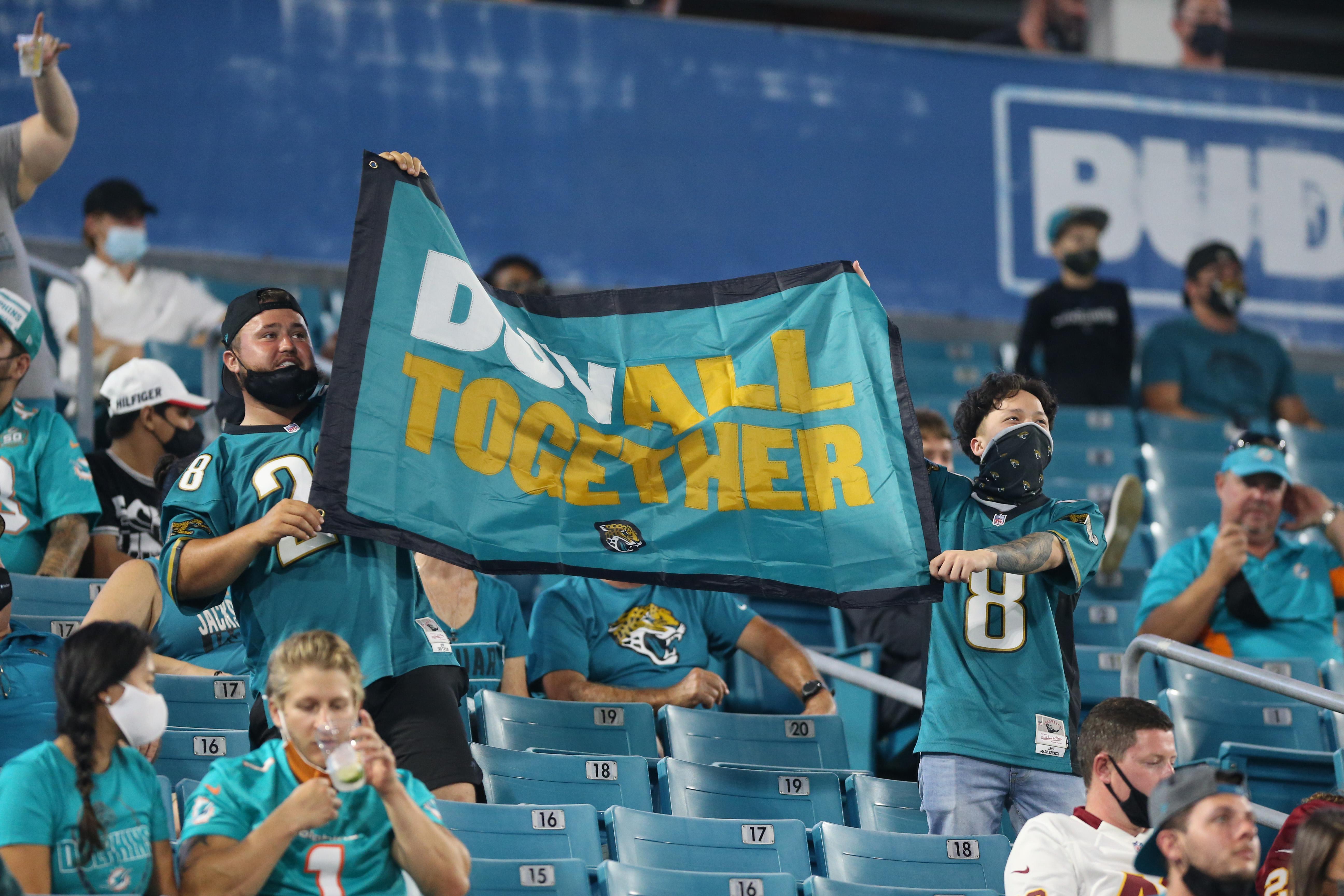 NFL: SEP 24 Dolphins at Jaguars