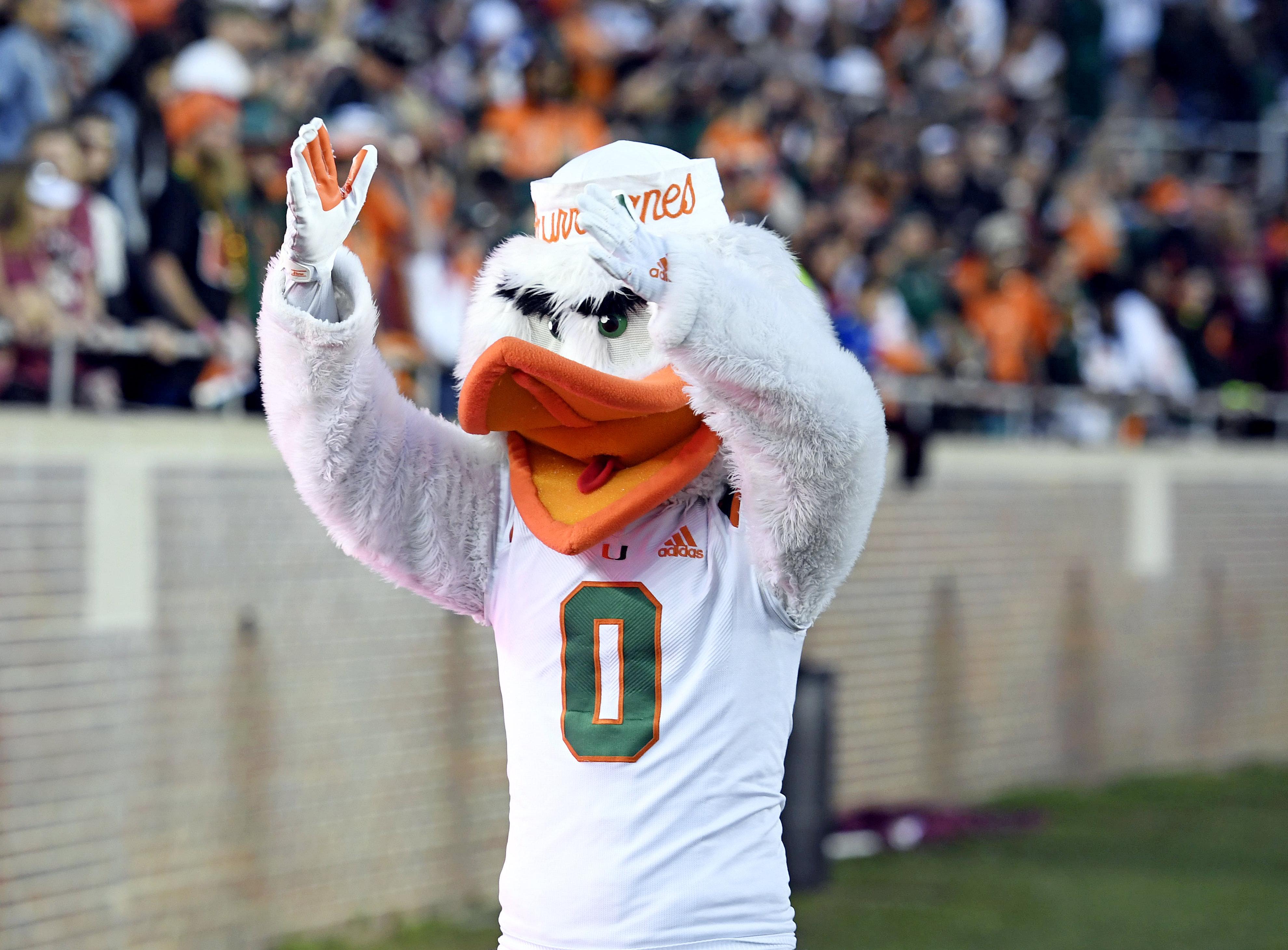 NCAA Football: Miami at Florida State