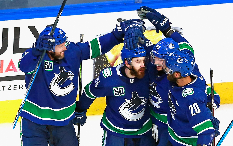 St Louis Blues v Vancouver Canucks - Game Six