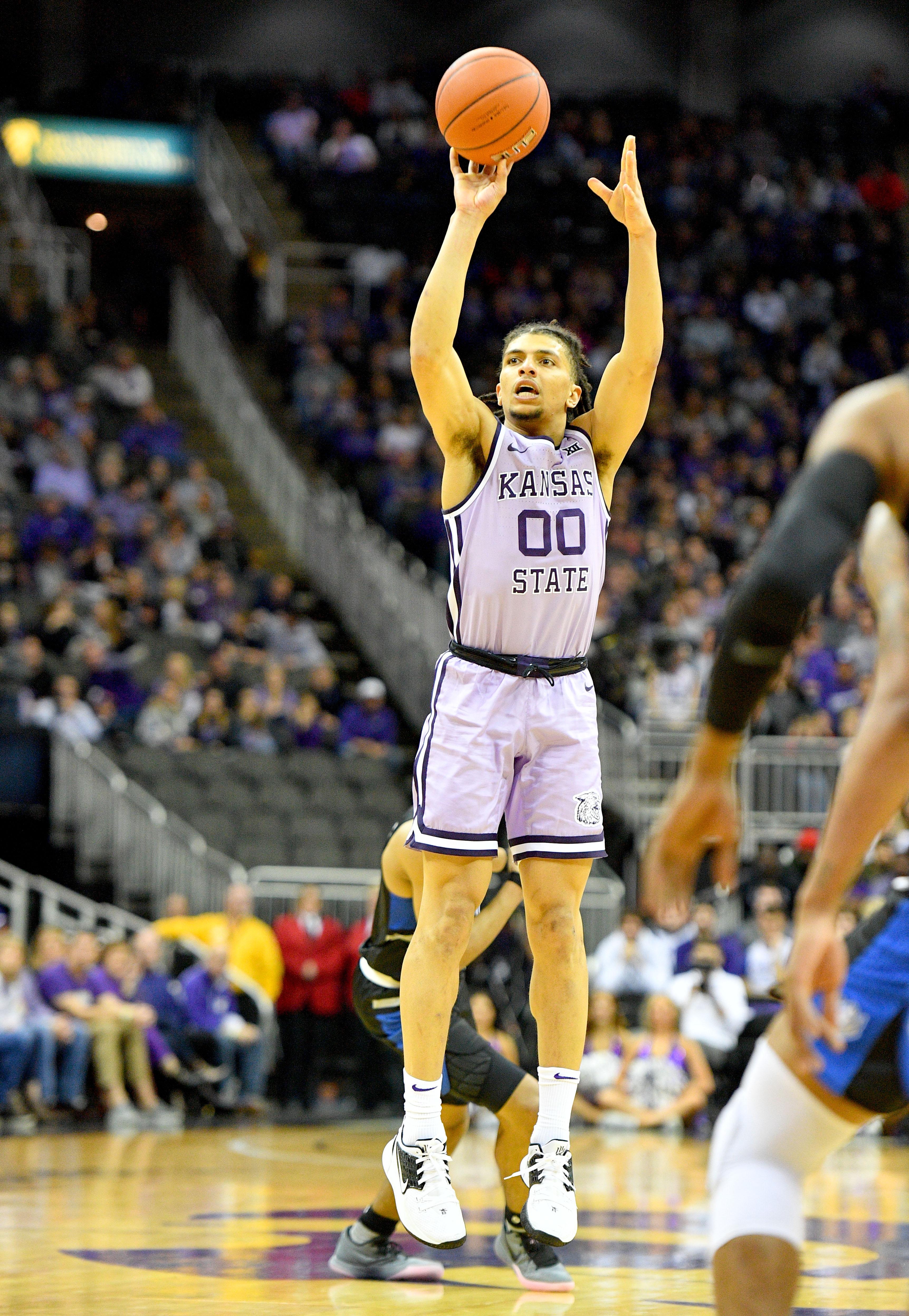 NCAA Basketball: Kansas State at Saint Louis