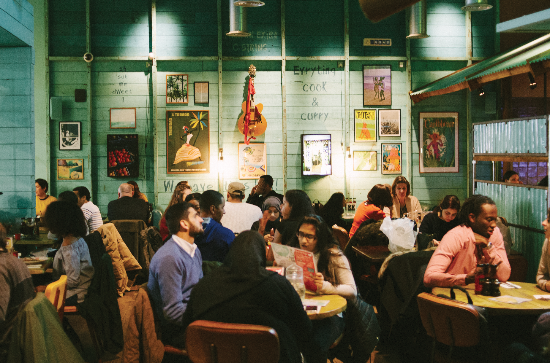 Best Caribbean restaurants in London: Levi Roots Caribbean Smokehouse