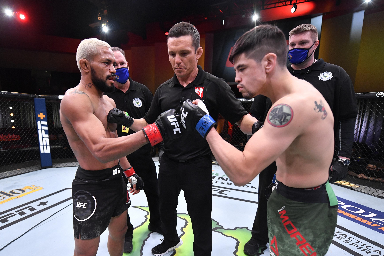 UFC 256: Figueiredo v Moreno