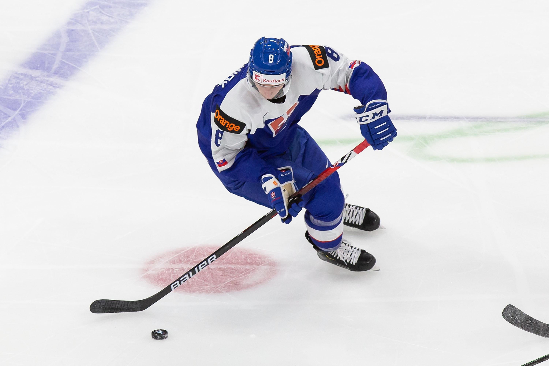 Slovakia v Canada: Preliminary Round Group A - 2021 IIHF World Junior Championship
