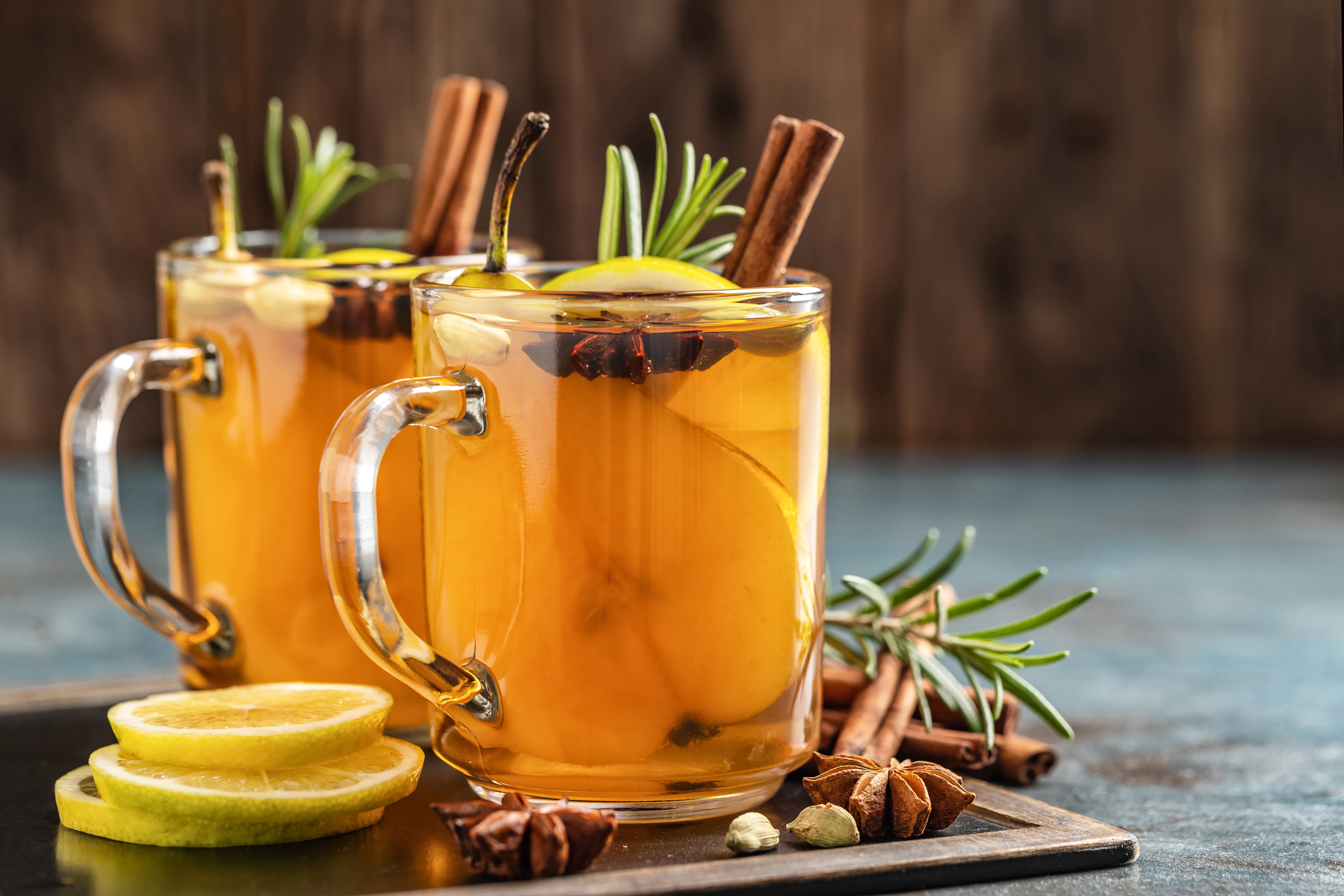 Is a hot toddy a cold remedy? Nobody's really sure if it's the whiskey or the honey or the fact that a warm drink makes you feel better from the inside out.
