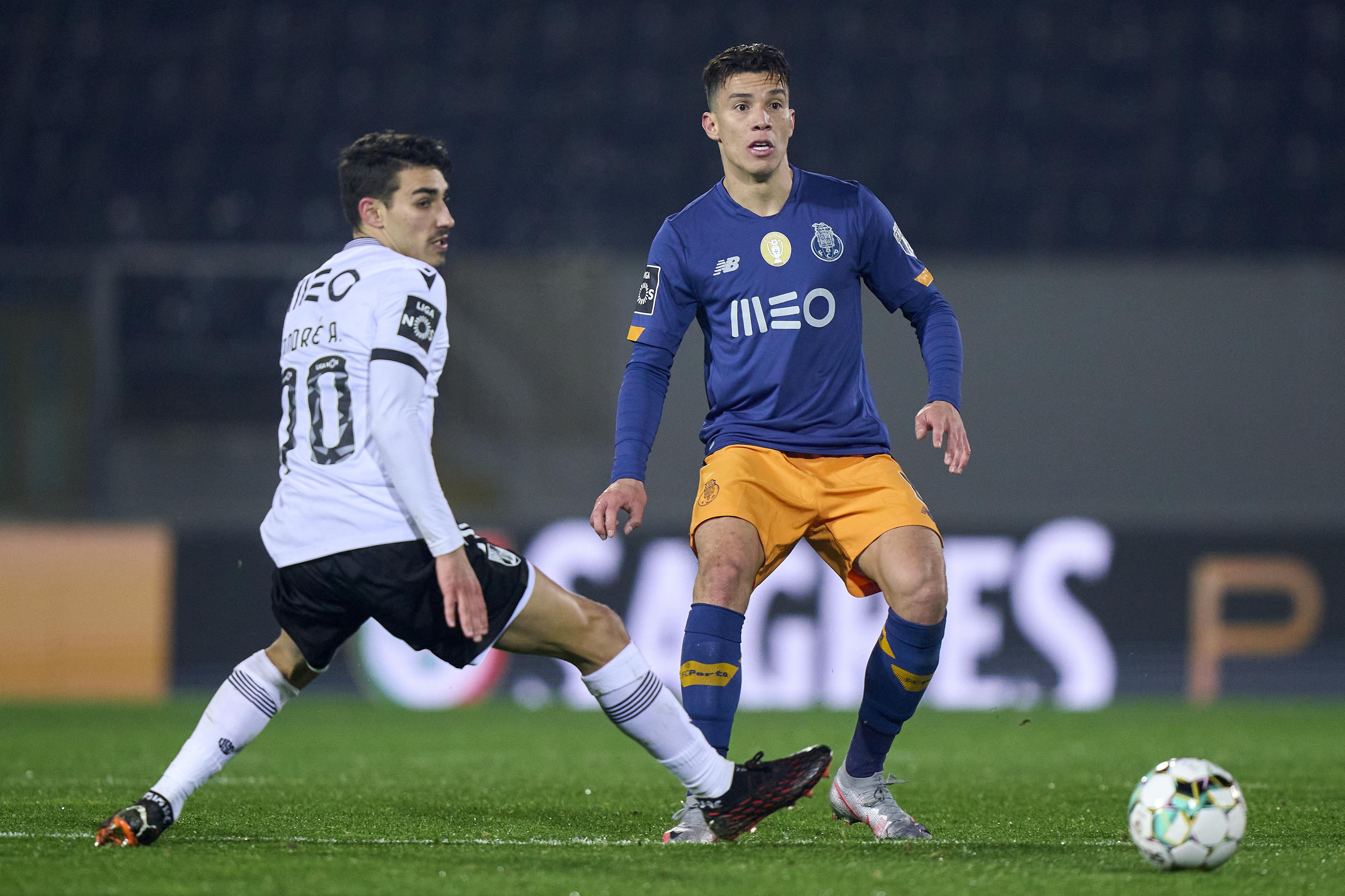 Vitoria Guimaraes SC v FC Porto - Liga NOS