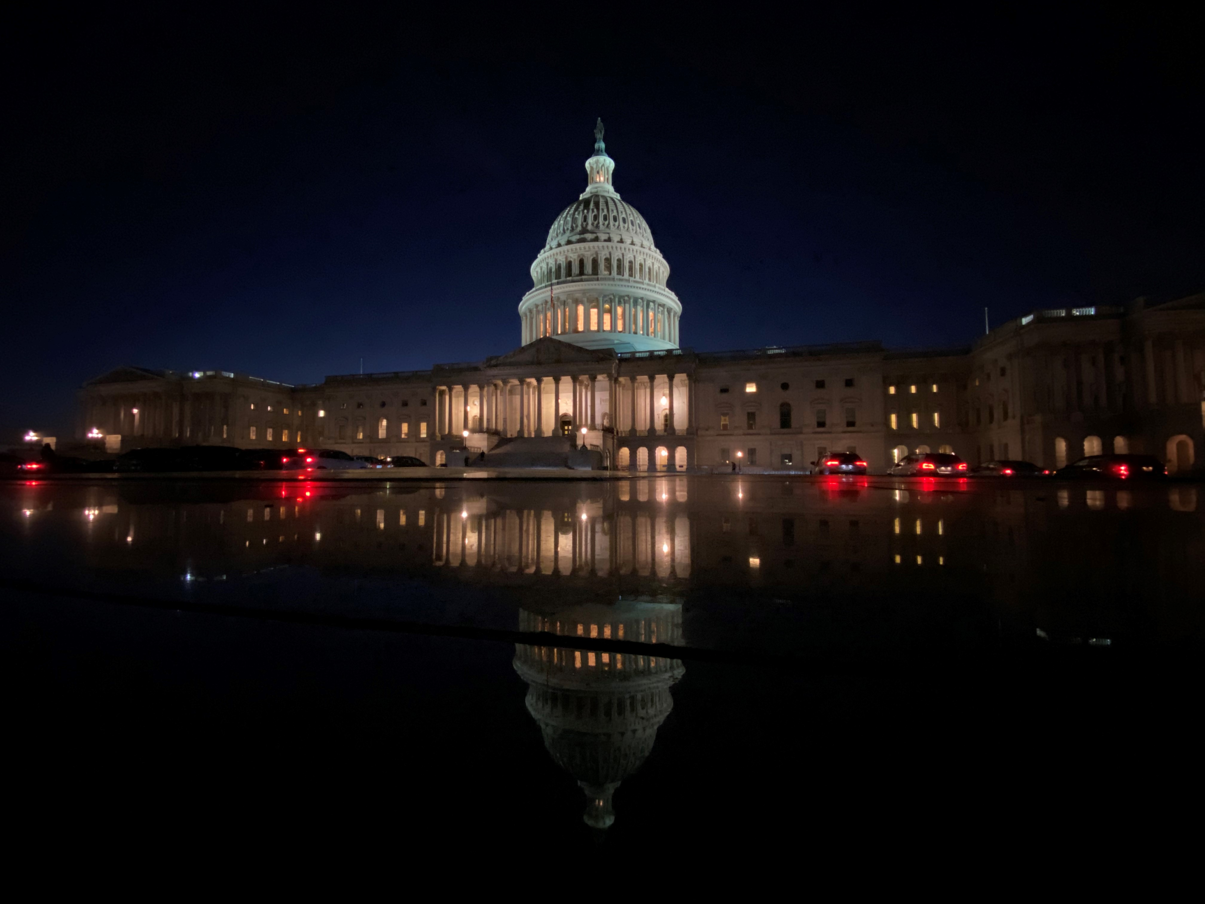 U.S.-WASHINGTON D.C.-HOUSE-DEFENSE BILL
