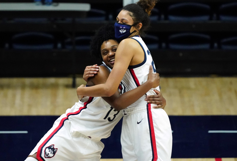 NCAA Womens Basketball: DePaul at Connecticut