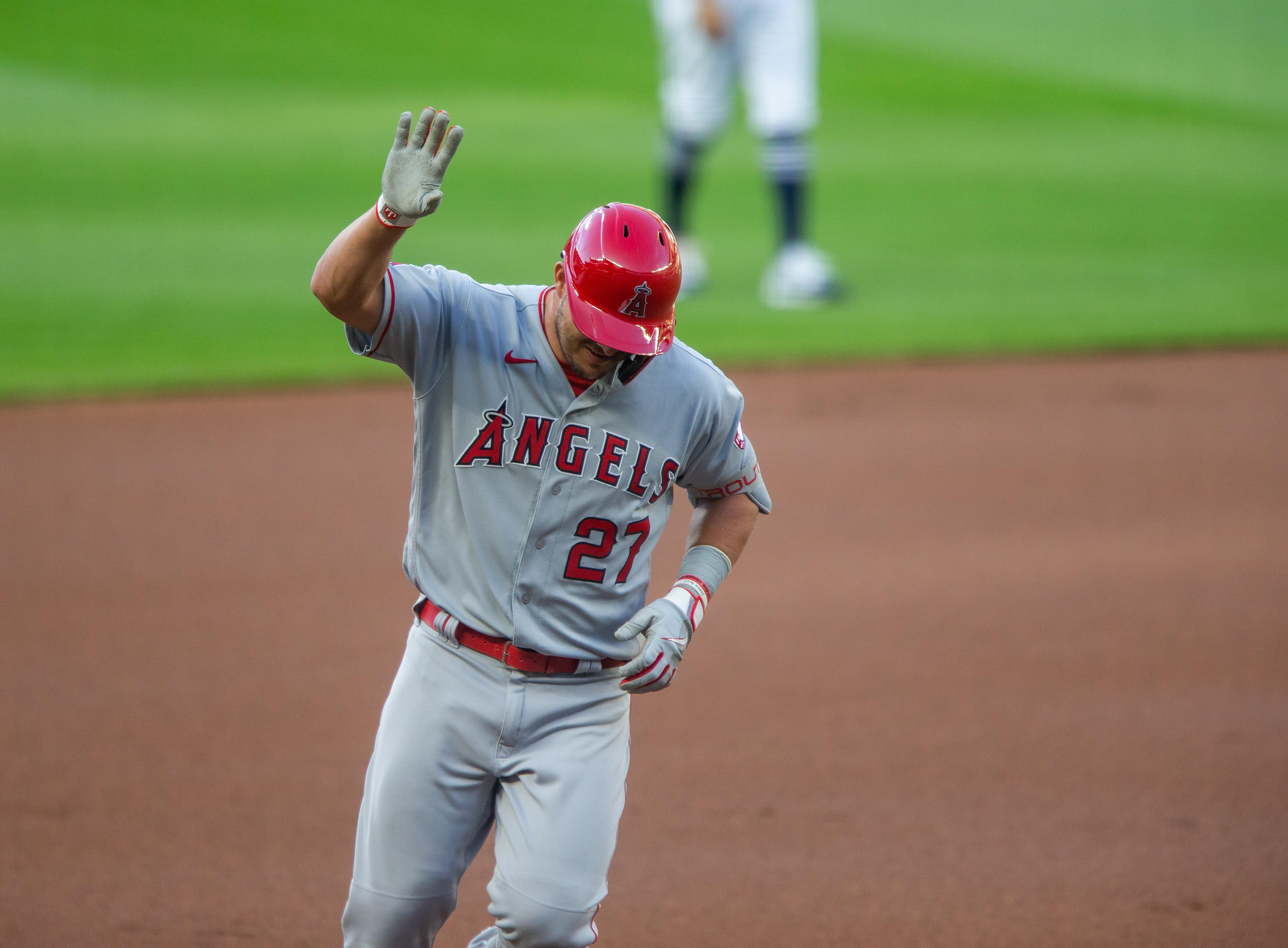 Los Angeles Angels v Seattle Mariners
