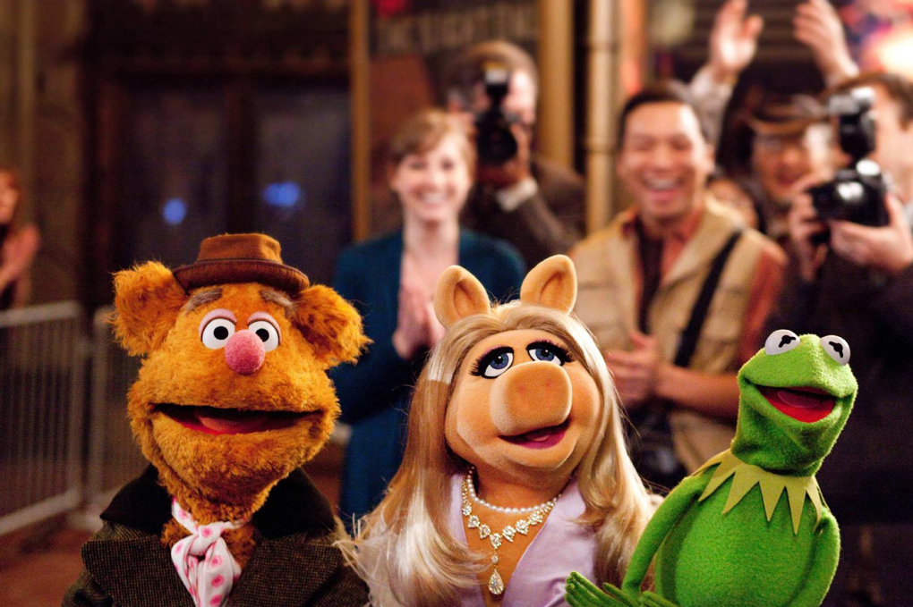 The Muppets promotional still