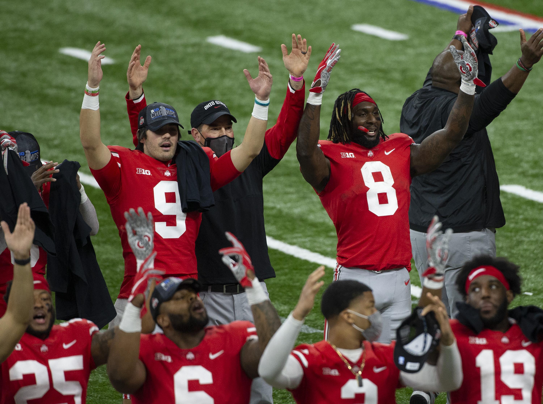NCAA Football: Big Ten Championship-Northwestern at Ohio State