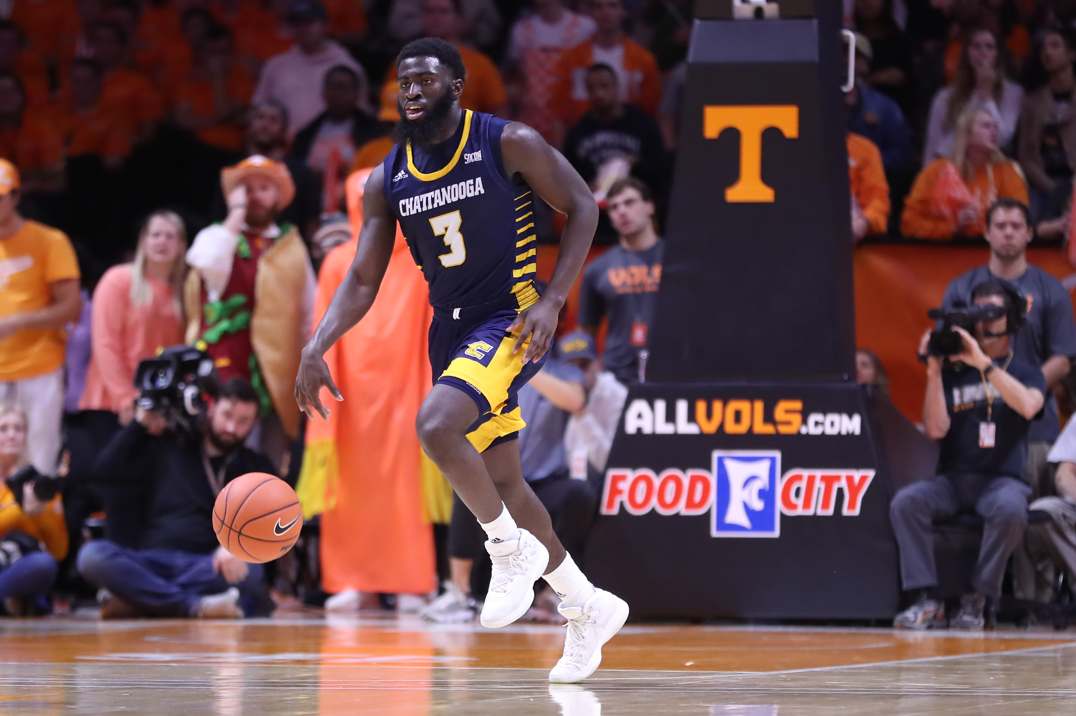 COLLEGE BASKETBALL: NOV 25 UT-Chattanooga at Tennessee