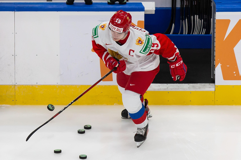 Russia v Czech Republic: Preliminary Round Group B - 2021 IIHF World Junior Championship