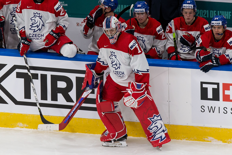 United States v Czech Republic: Preliminary Round Group B - 2021 IIHF World Junior Championship