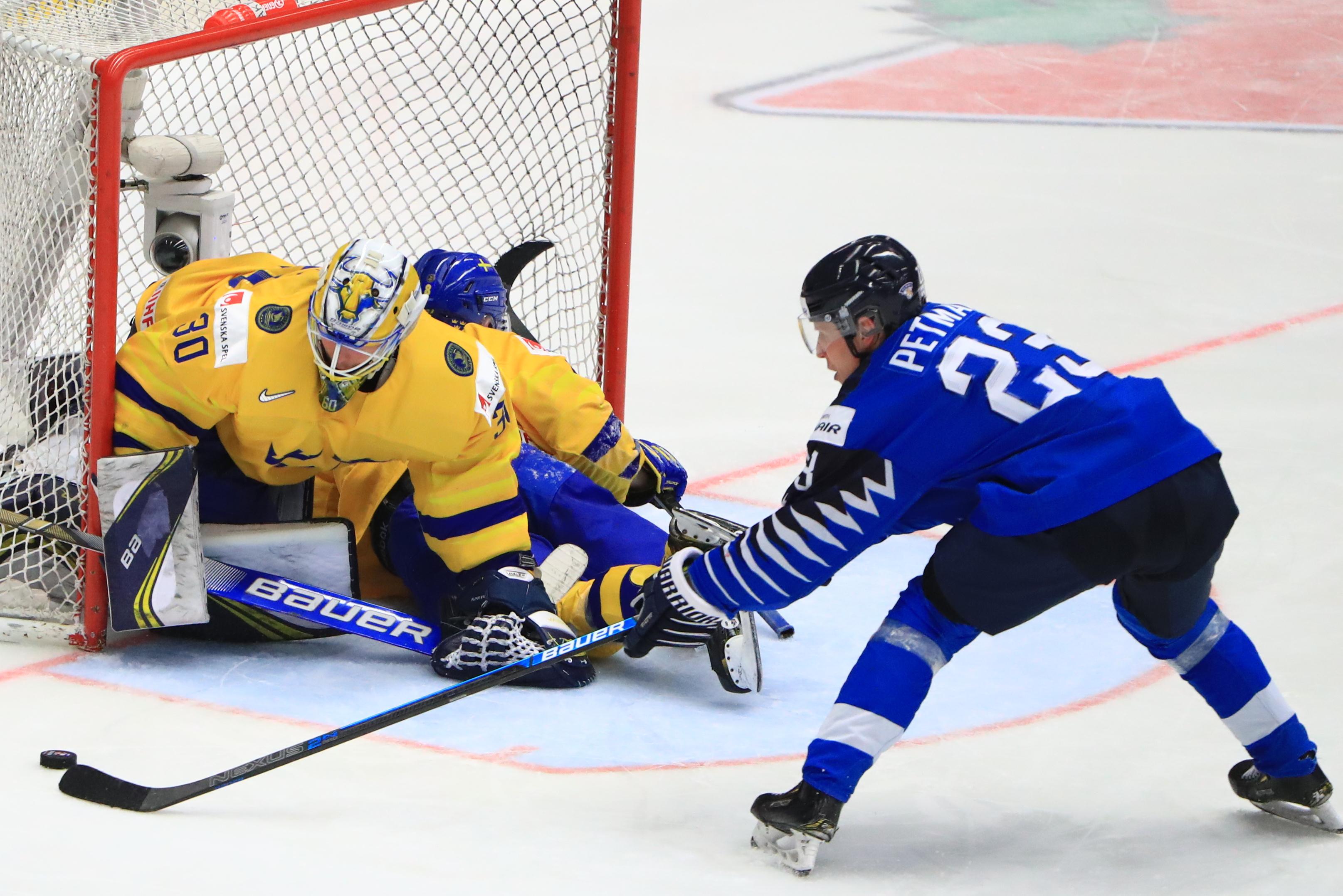 2020 World Junior Ice Hockey Championship, bronze medal match: Sweden 3 - 2 Finland
