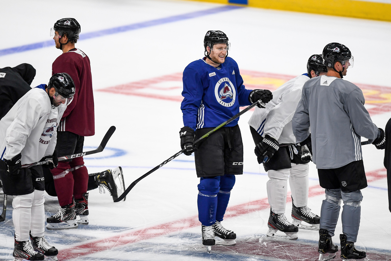 NHL: JUL 15 Avalanche Training Camp