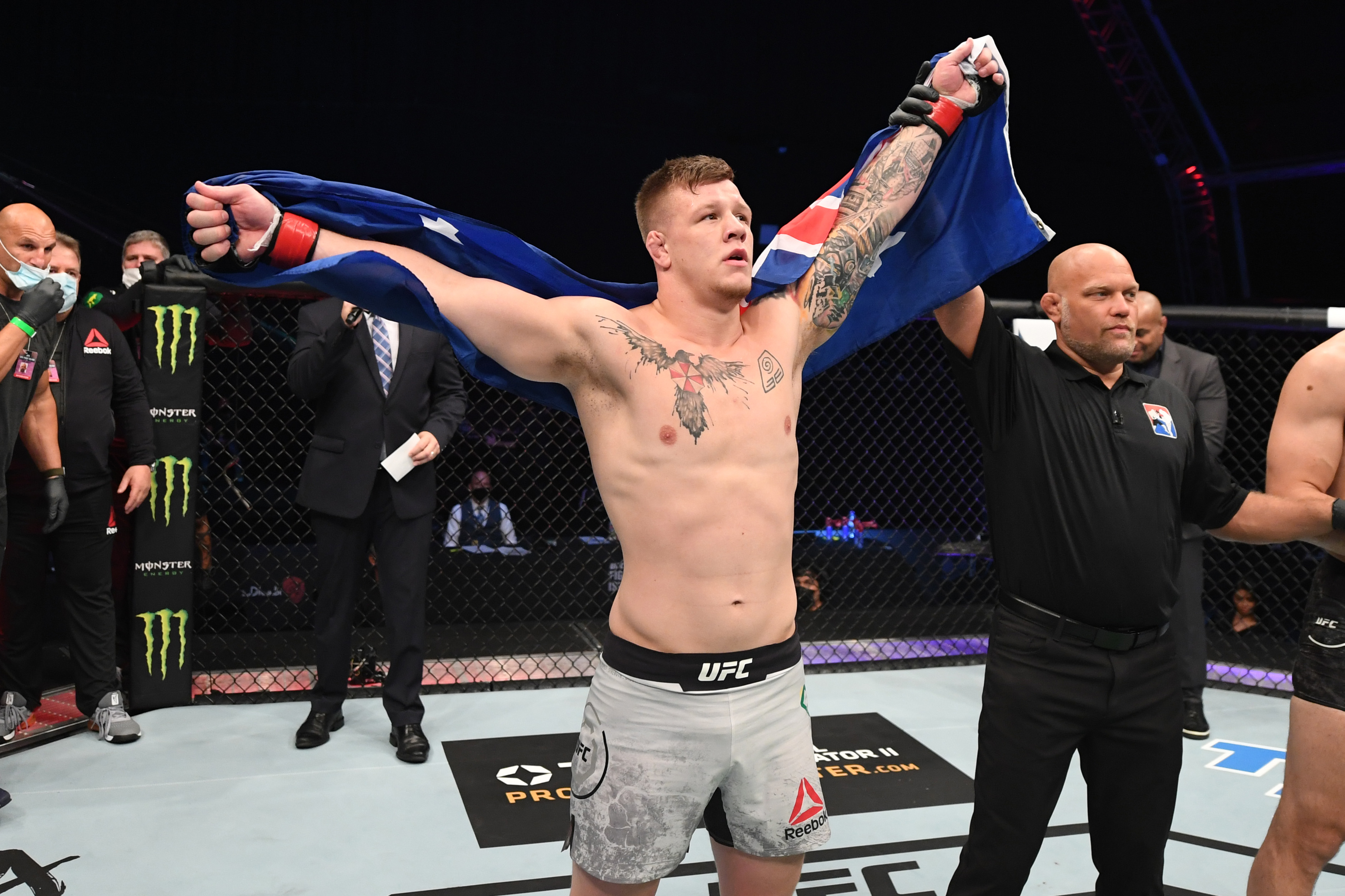 UFC Fight Night: Crute v Bukauskas