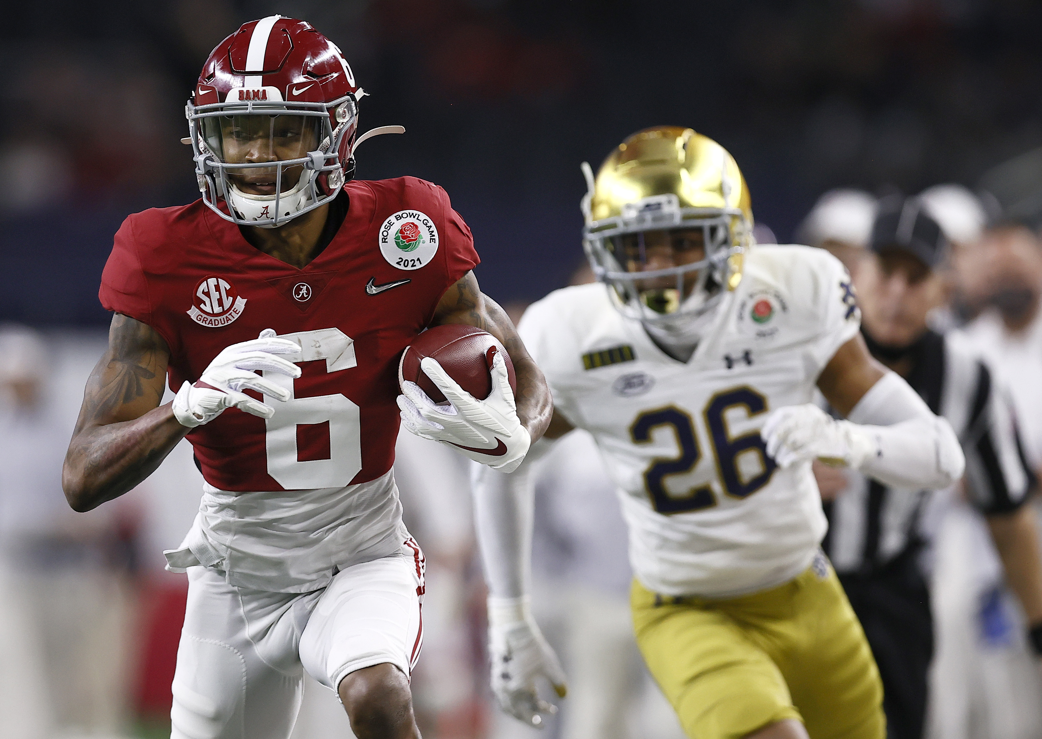 The CFP Semifinal presented by Capital One - Alabama v Notre Dame