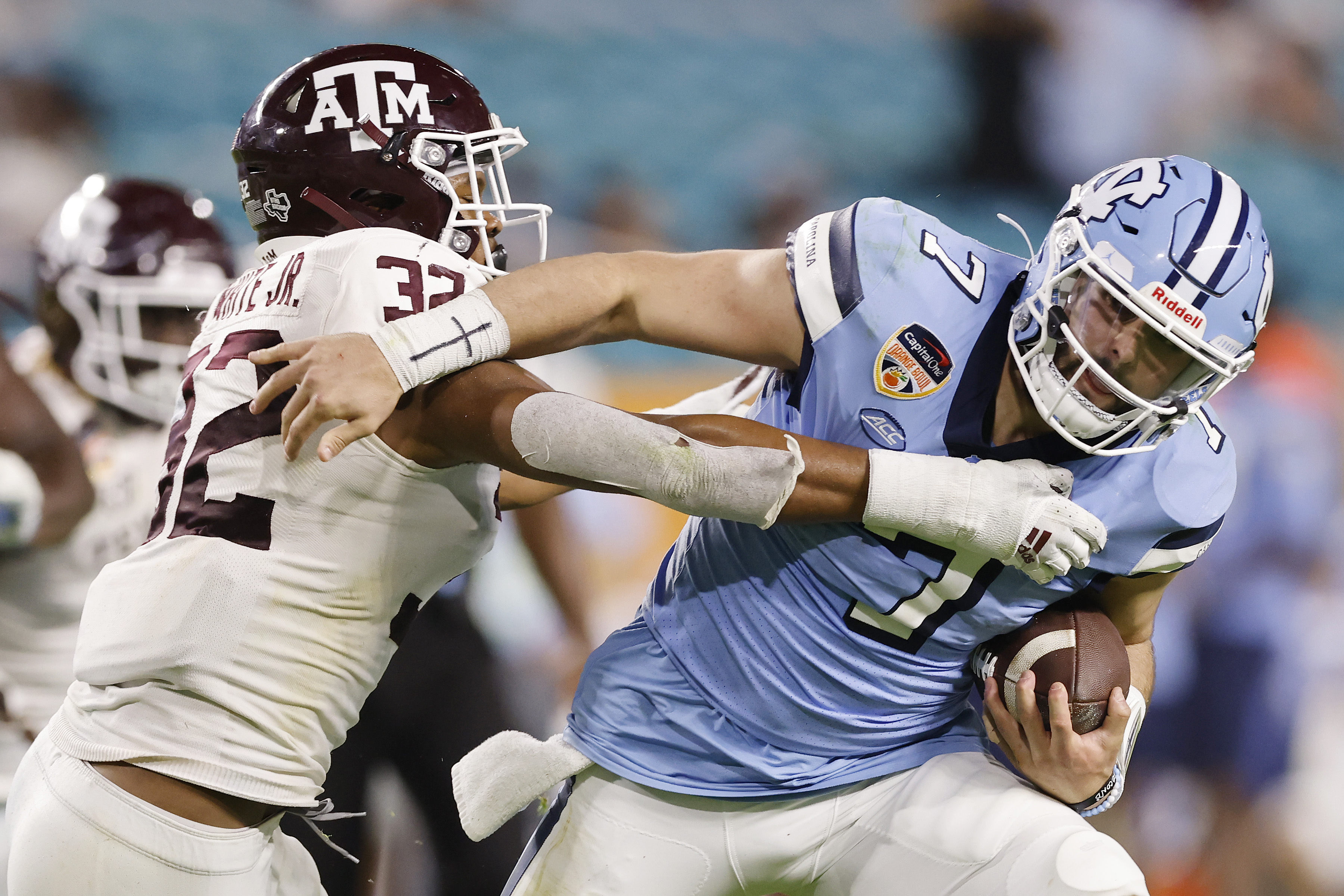 Capital One Orange Bowl - Texas A&M v North Carolina