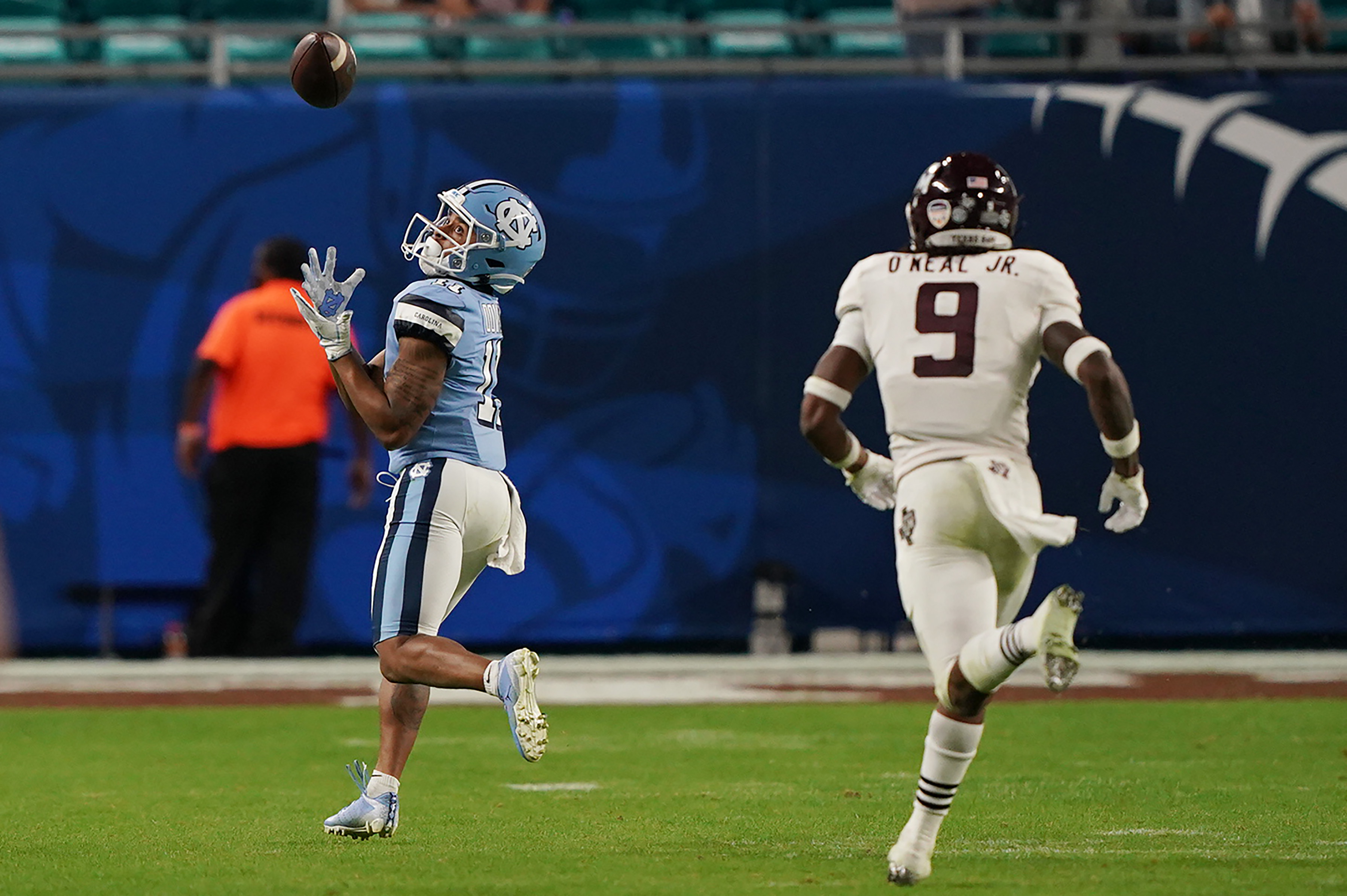 NCAA Football: Orange Bowl-Texas A&M vs North Carolina