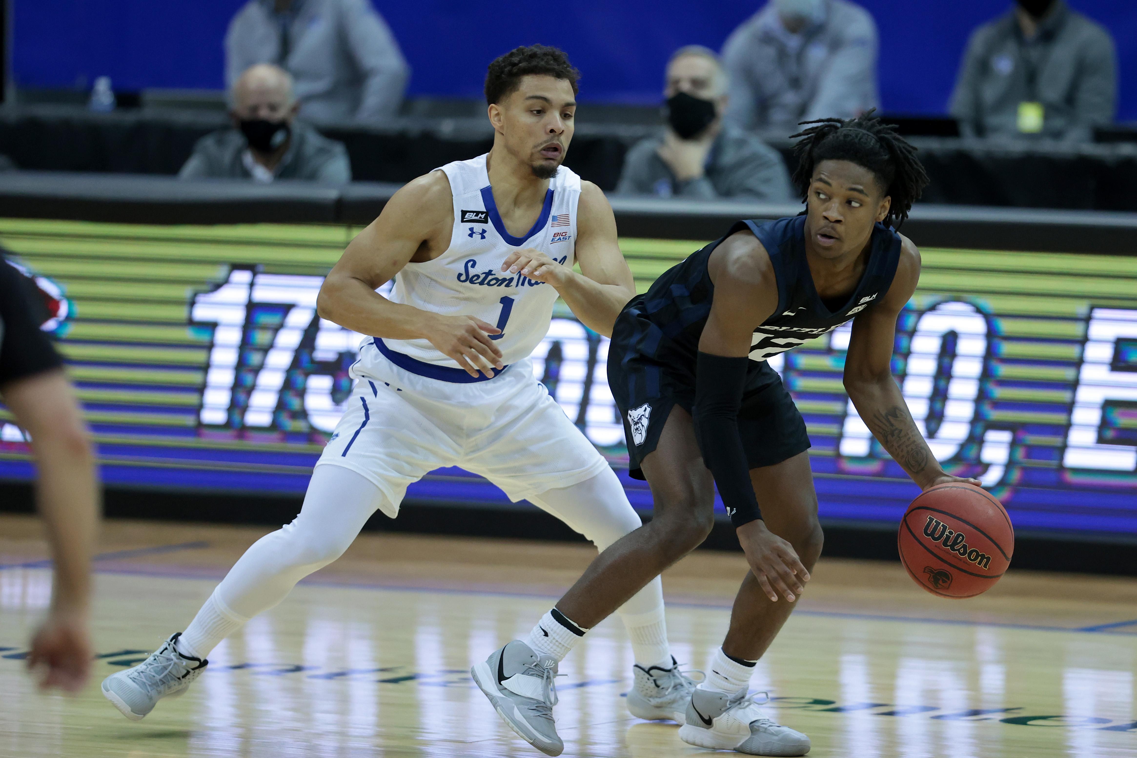 NCAA Basketball: Butler at Seton Hall